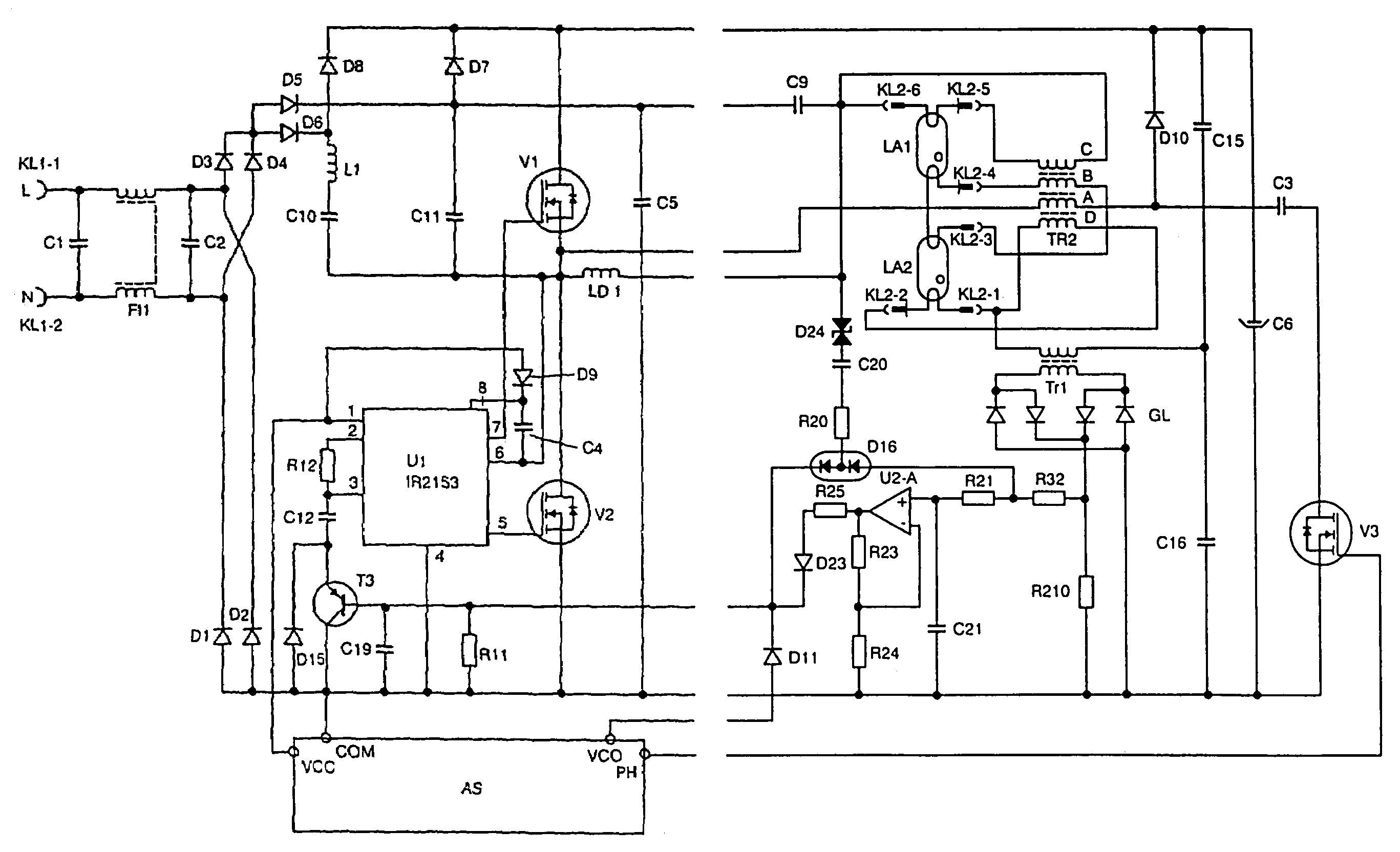 Ballast Wiring Diagram As Well Electronic Ballast Wiring Diagram On