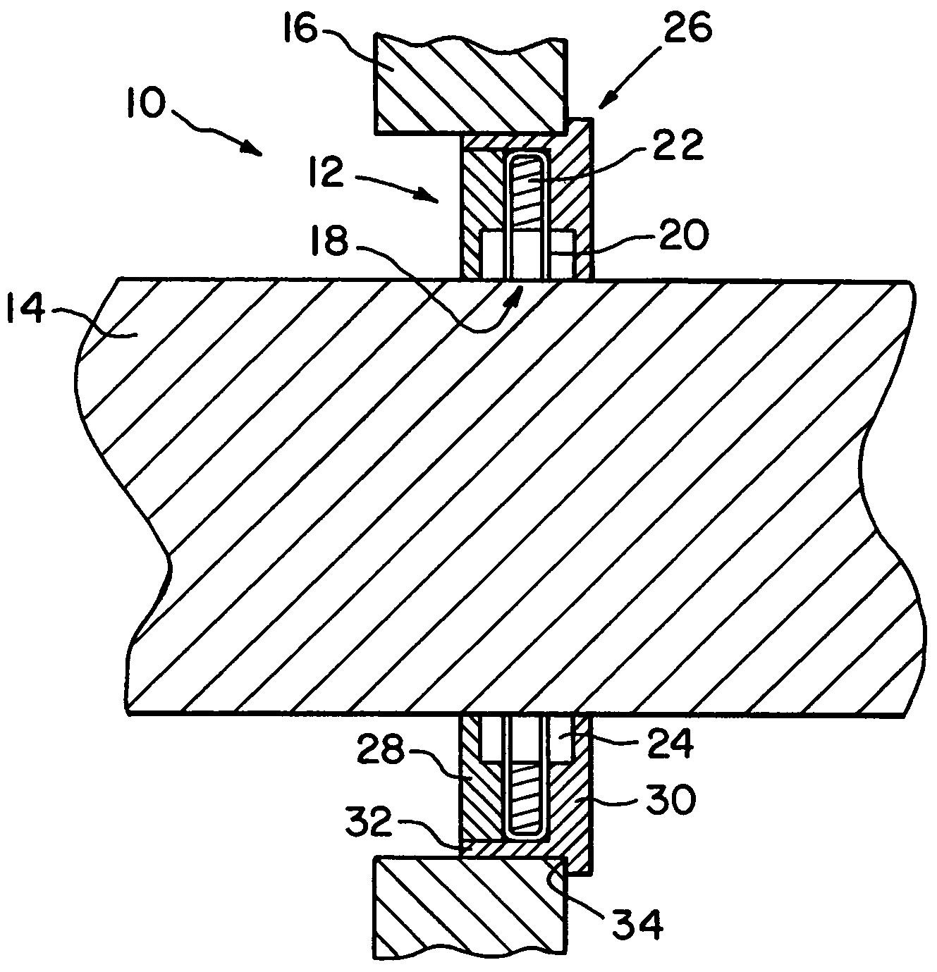 Patent us7193836 grounding brush for mitigating for Grounding brushes electric motors