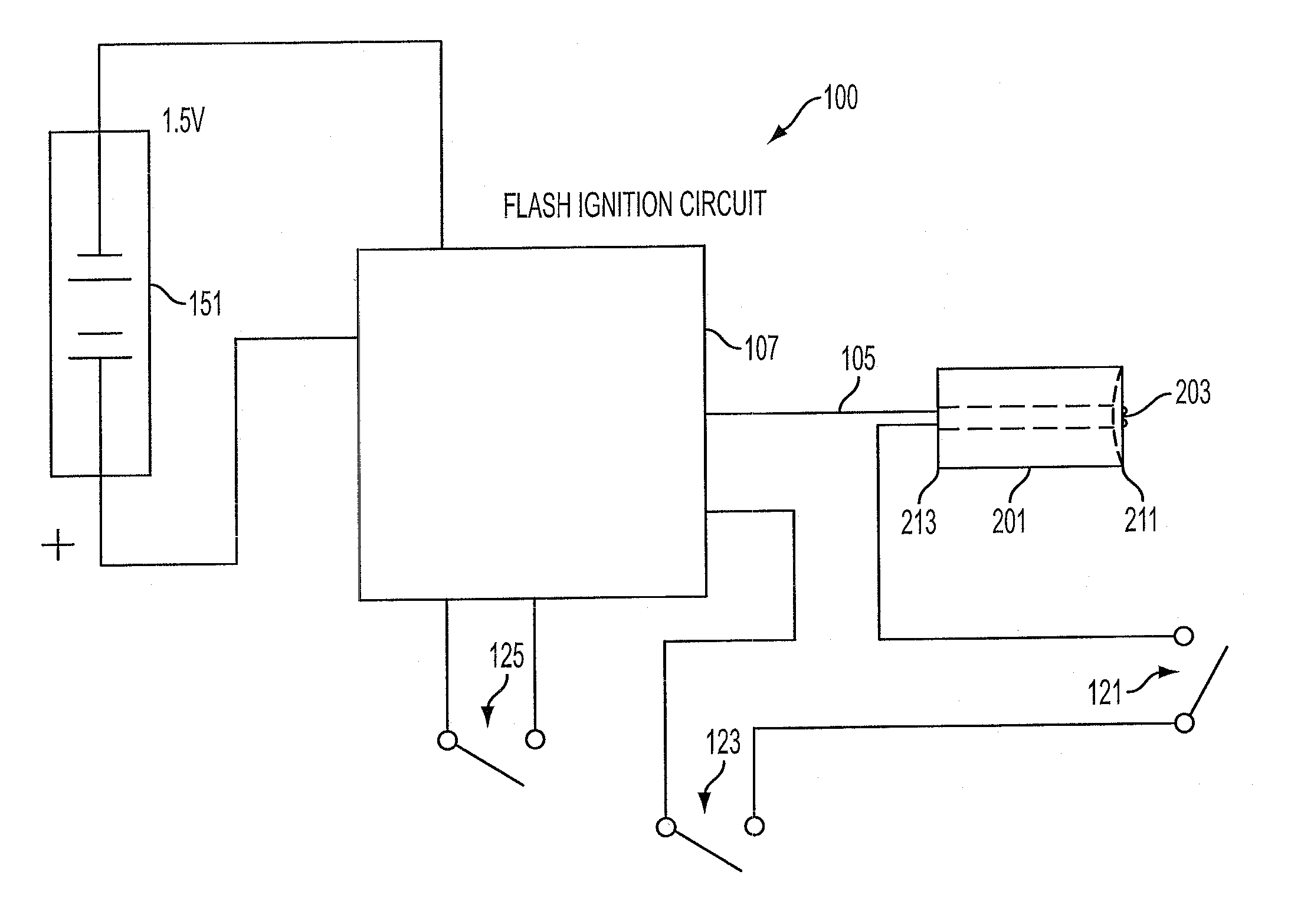 Patent US7197843 - Electronic ignition system for a firearm - Google