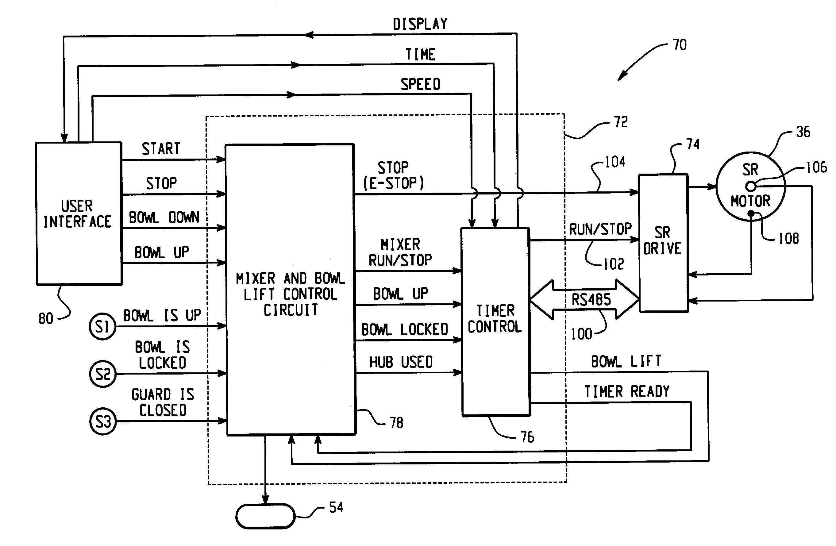 Berkel Wiring Diagram Schematic 2019 For Grinder Hobart 1612 Parts Meat 919 1