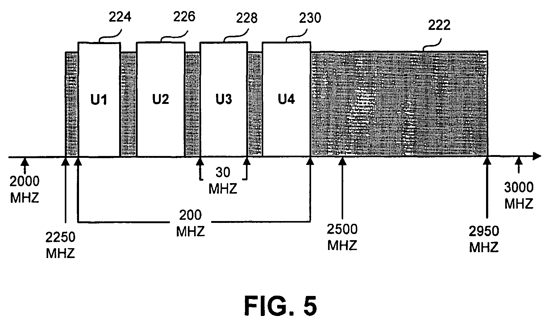 Patent Us7209497 System And Method For Spectral Node Splitting In Introduction To Catv Twoway Cable Tv Drawing