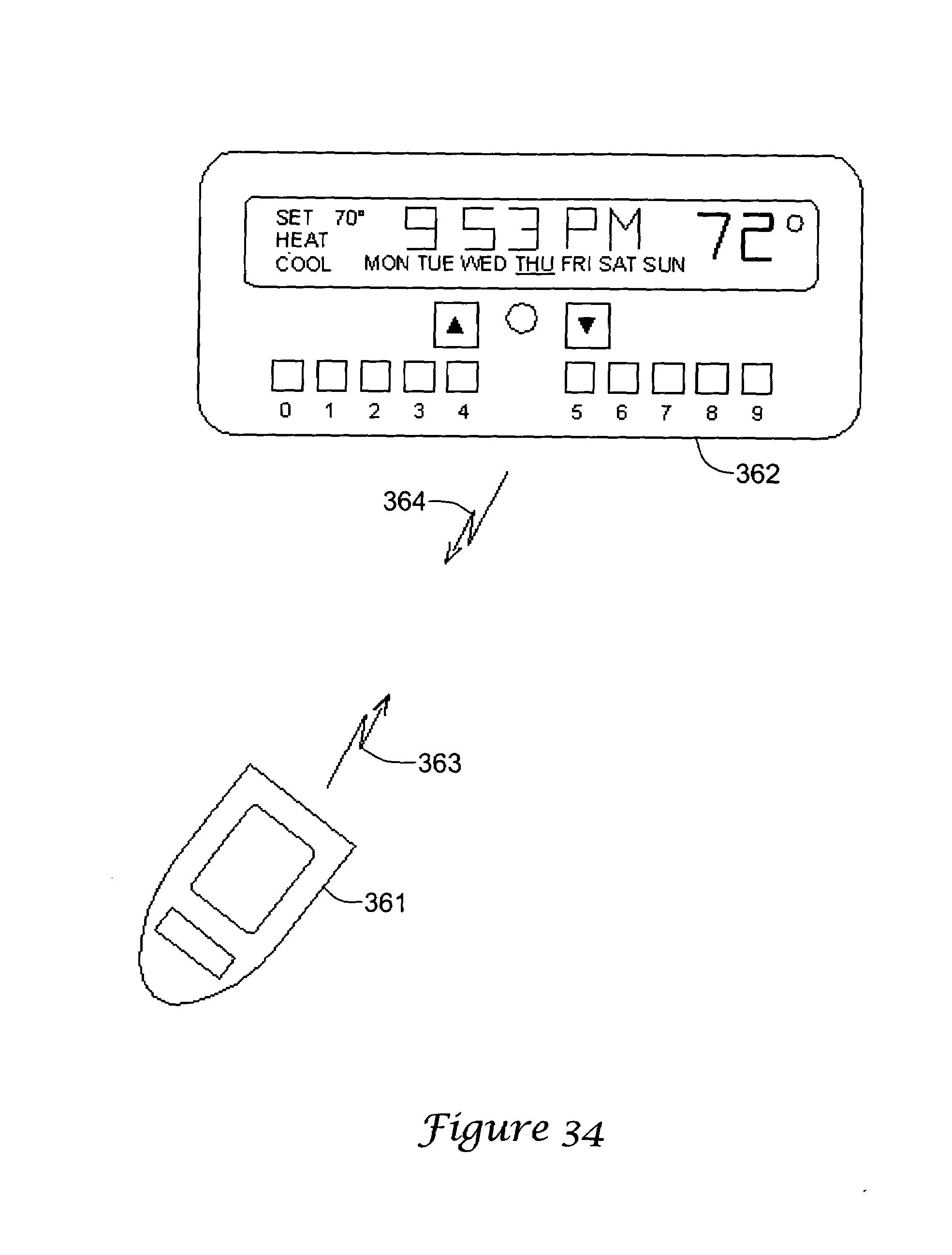 patent us7222800 controller customization management system Baseboard Radiators patent drawing