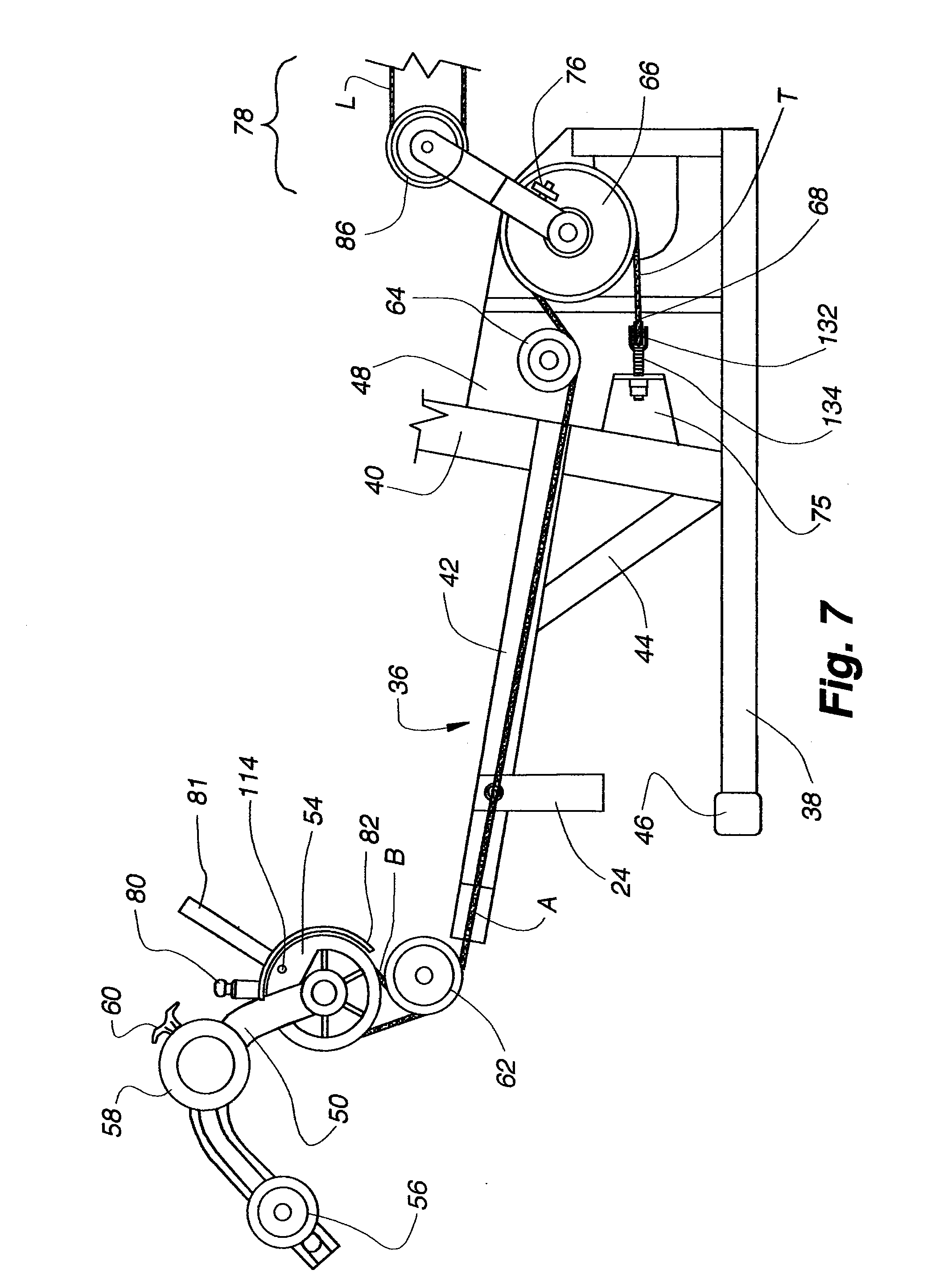 Patent Us7223213 - Dual-direction Pulley System
