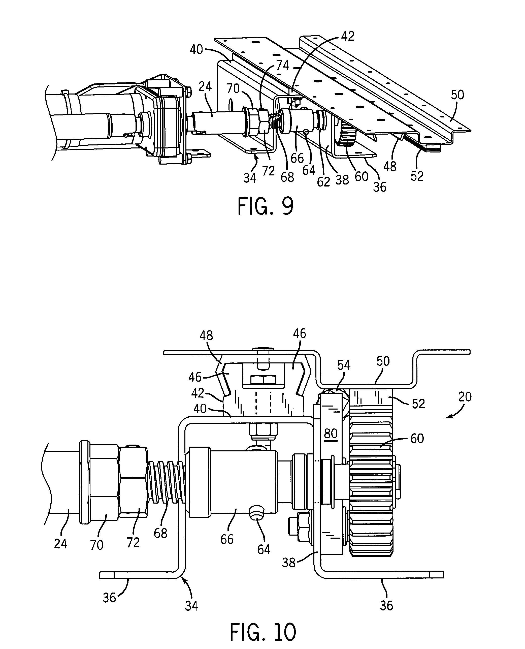 patent us7229123 - camper slide-out system
