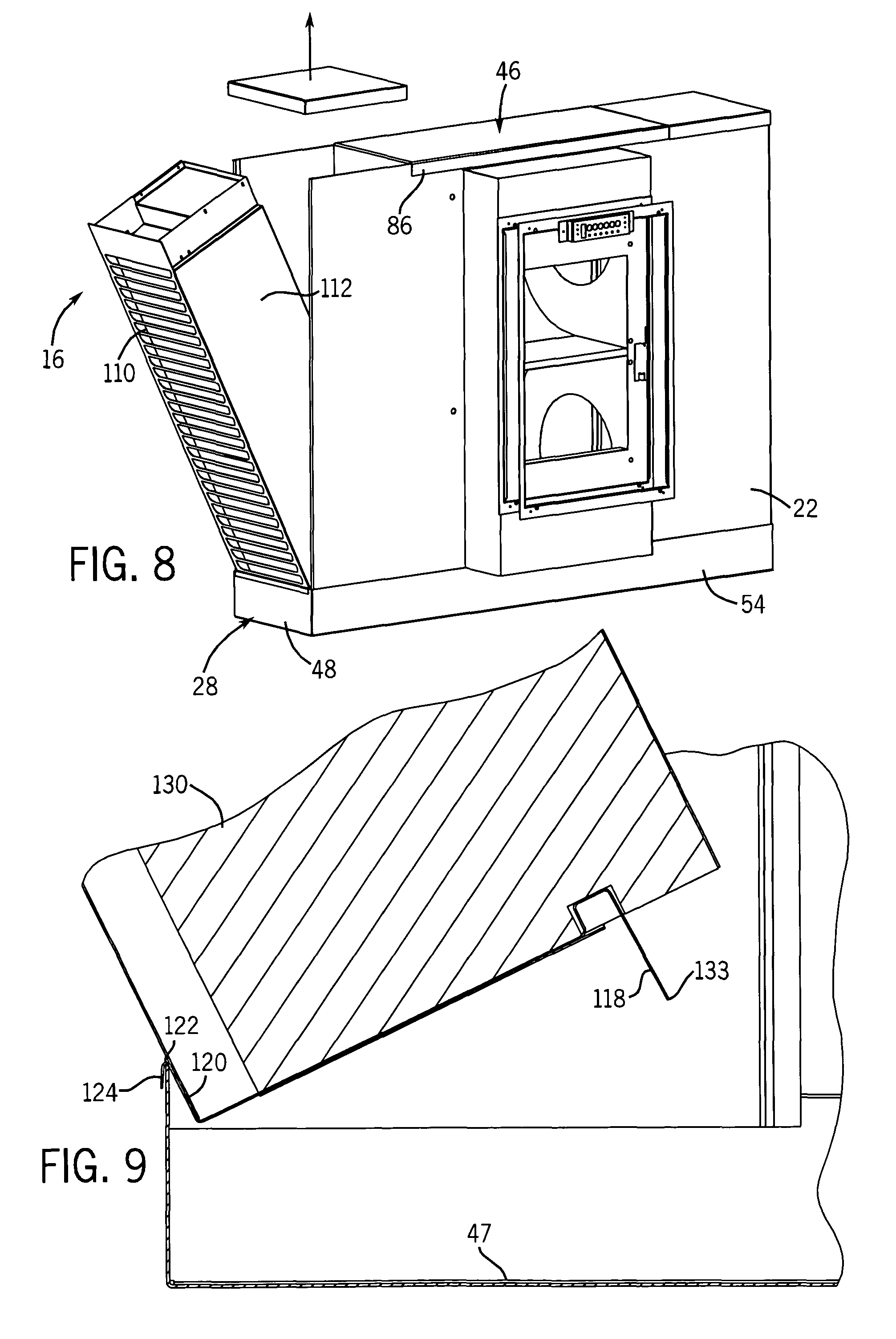 Patent Us7237401 - Low Profile Evaporative Cooler