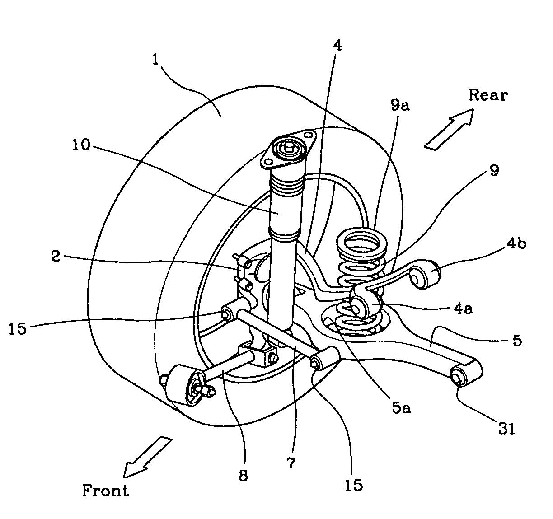 Multi Link Rear Suspension: Multi-link Rear Suspension System