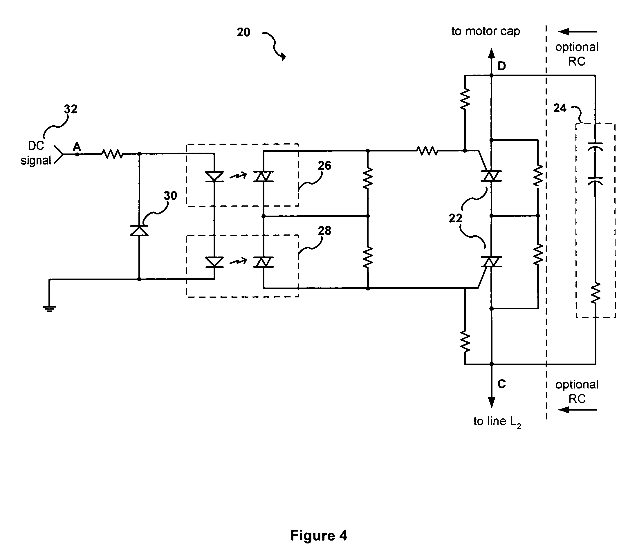 Patent Us7248015 Variable Speed Motor Control Circuit