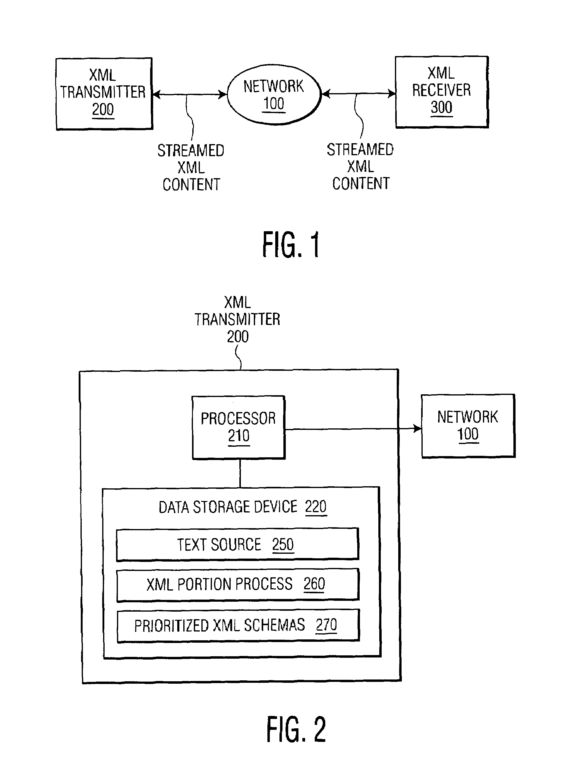 patent us7251697 method and apparatus for structured streaming of