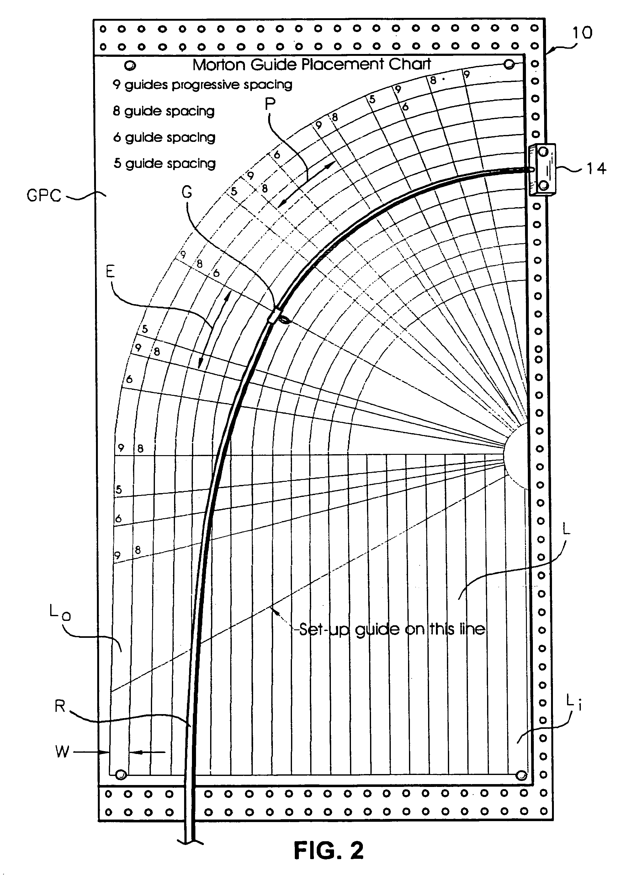 Patent Us7251903 Method For Spacing Guides On Fishing
