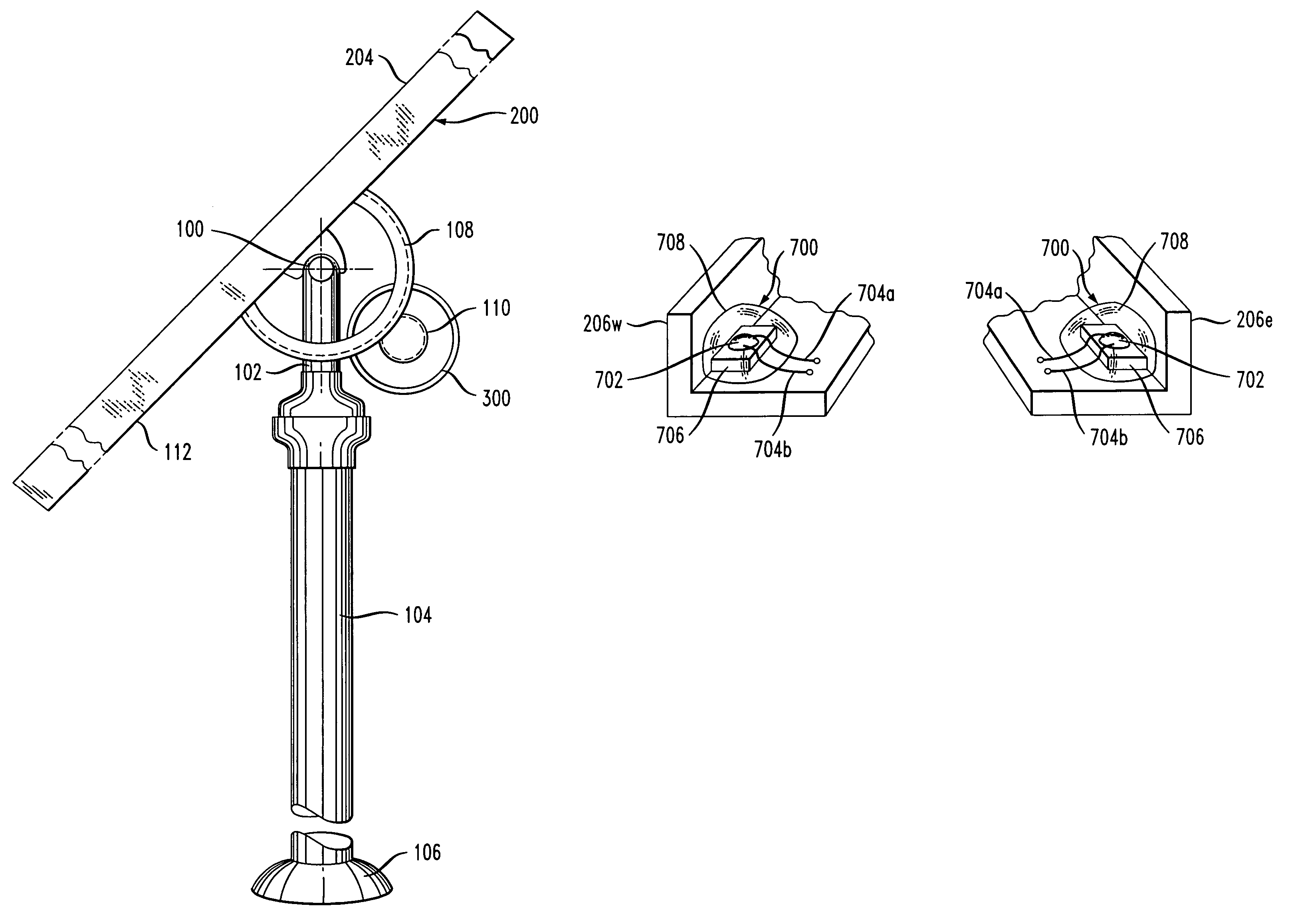 patent us7252084 - solar tracking system