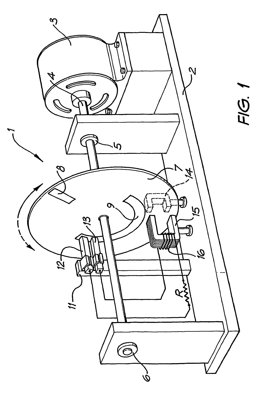 patent us7274124 electric generator patents Bedini Motor Plans patent drawing
