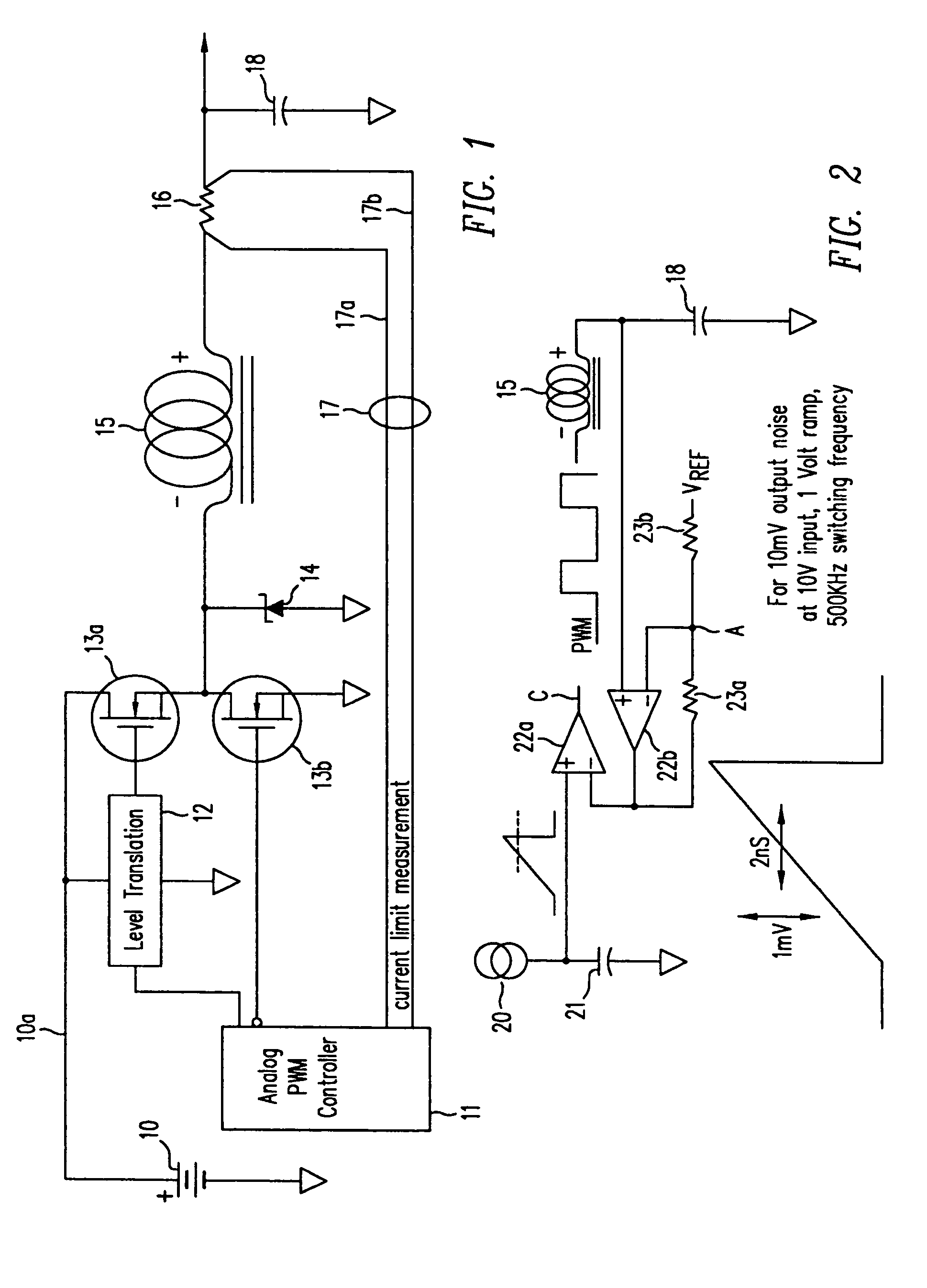 Patent Us7279995 Circuit For Controlling The Time Duration Of A Electrical Showing Current Flow By Pmb 300 Ad Diagram Drawing