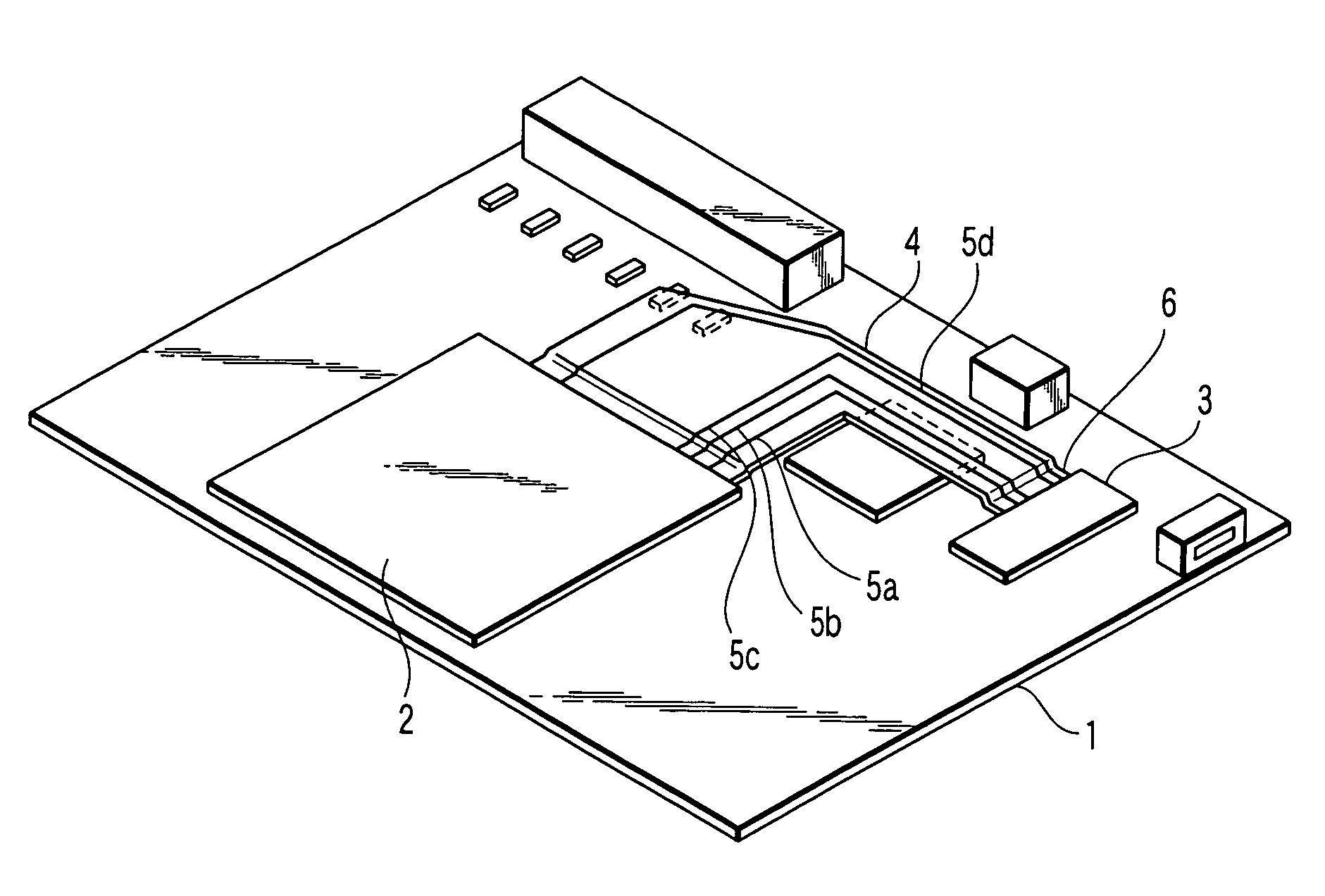 patent us7285729 - printed circuit board