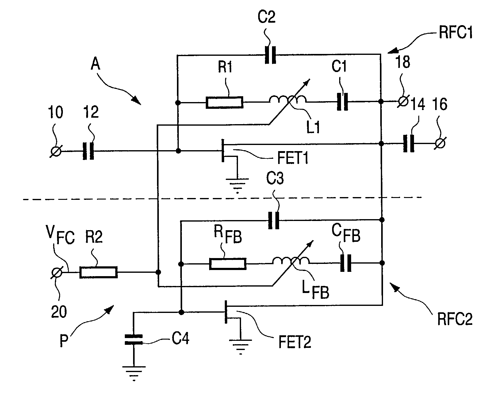patent us7289784 - active tunable filter circuit