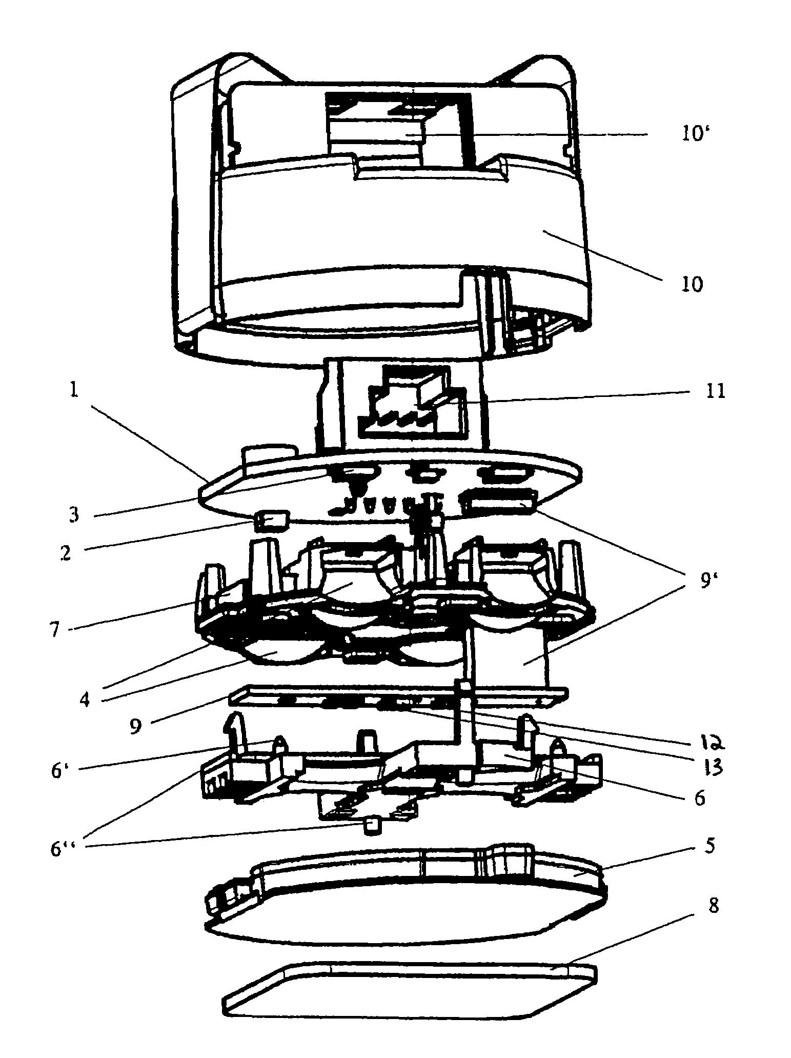 patent us7297932