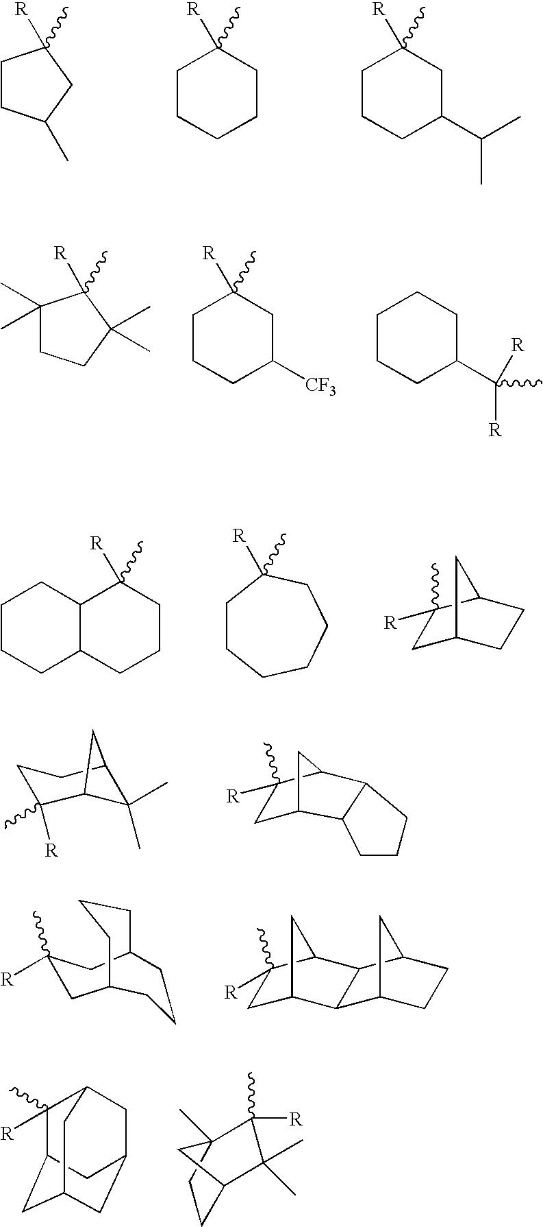 Us7309750b2 Cyanoadamantyl Compounds And Polymers