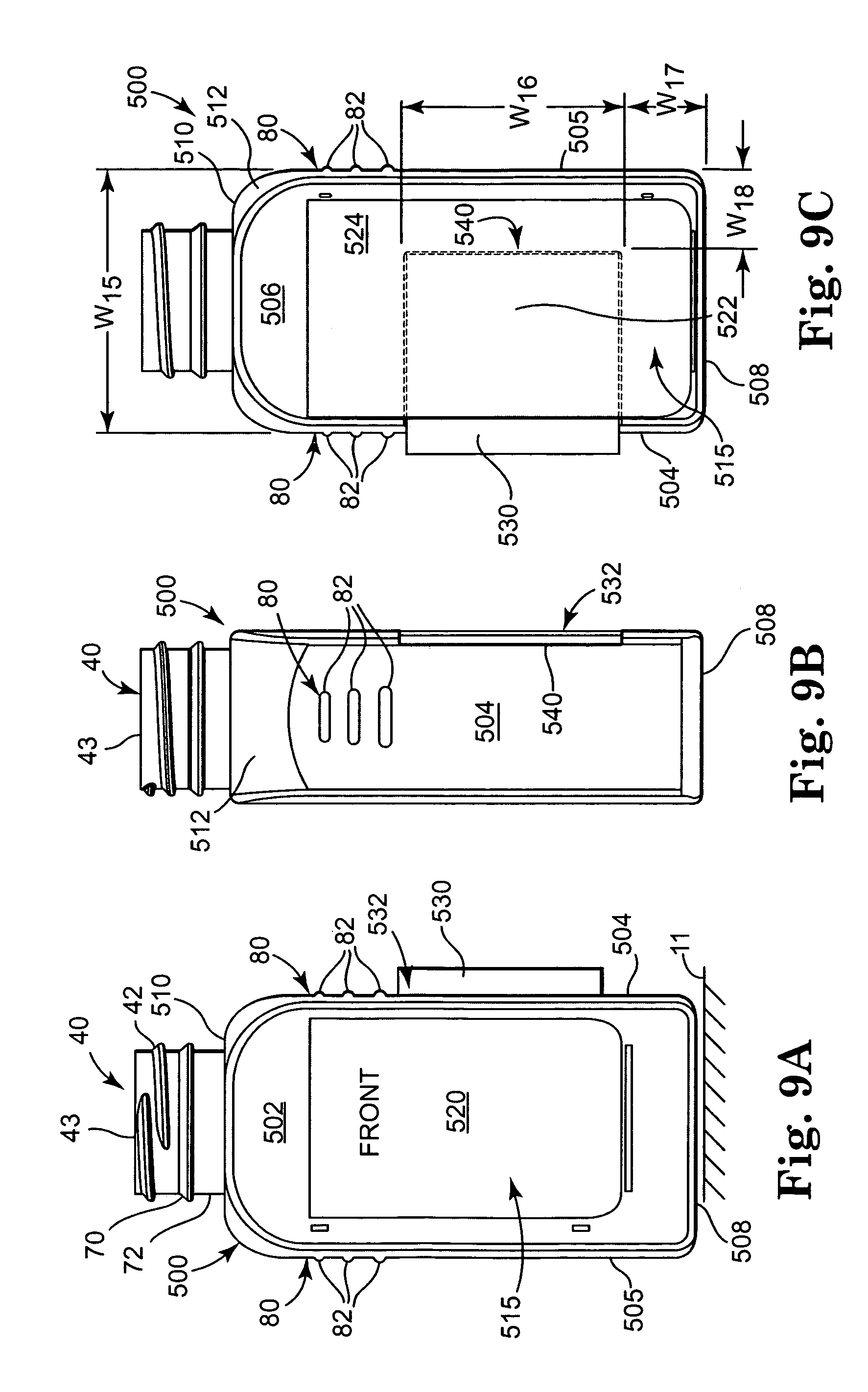 Patent Us7311205 Pharmacy Bottle System Including Label Google Curtis 1510 Controller Wiring Diagram Drawing