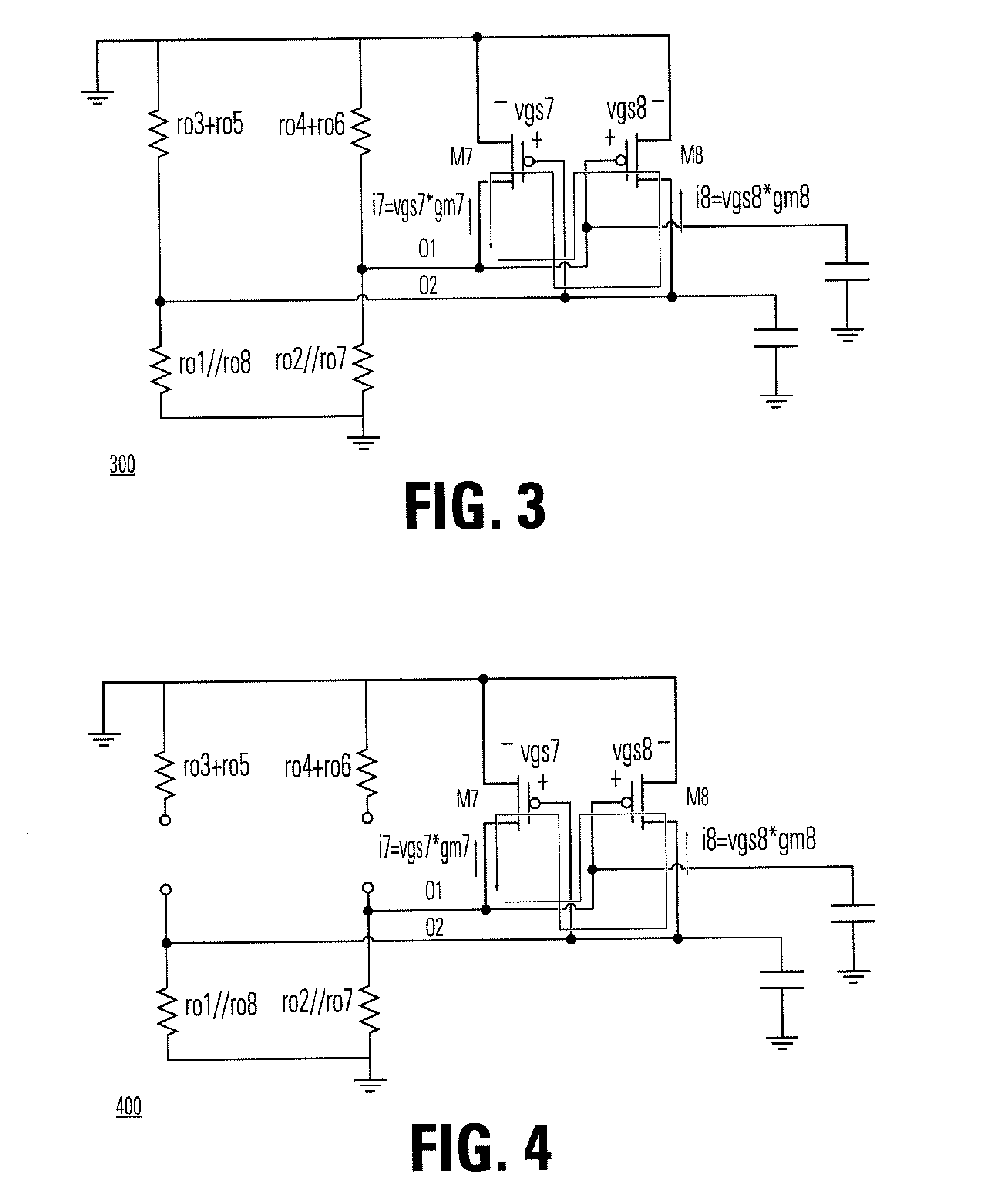 Patent Us7323911 Differential Sense Amplifier Circuit And Method Current Detection Part Diagram Amplifiercircuit Drawing