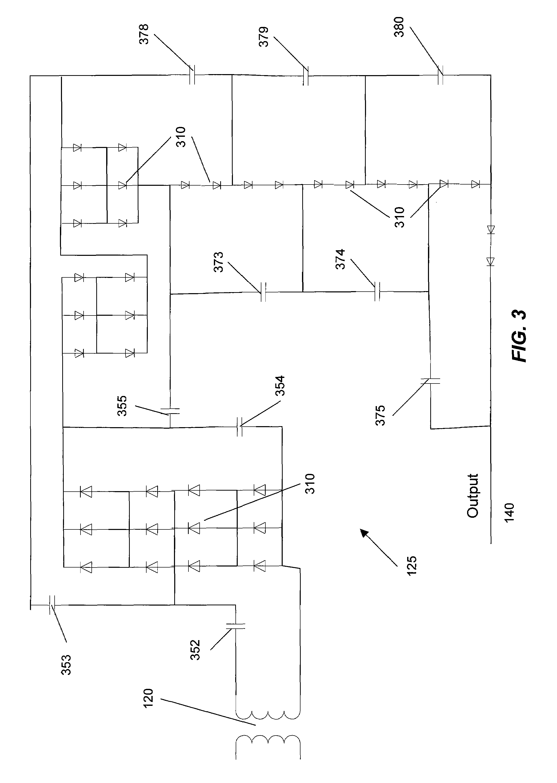 Patent Us7324354 Power Supply With A Digital Feedback Loop 120 Kv Fullwave Multiplier Circuit Drawing