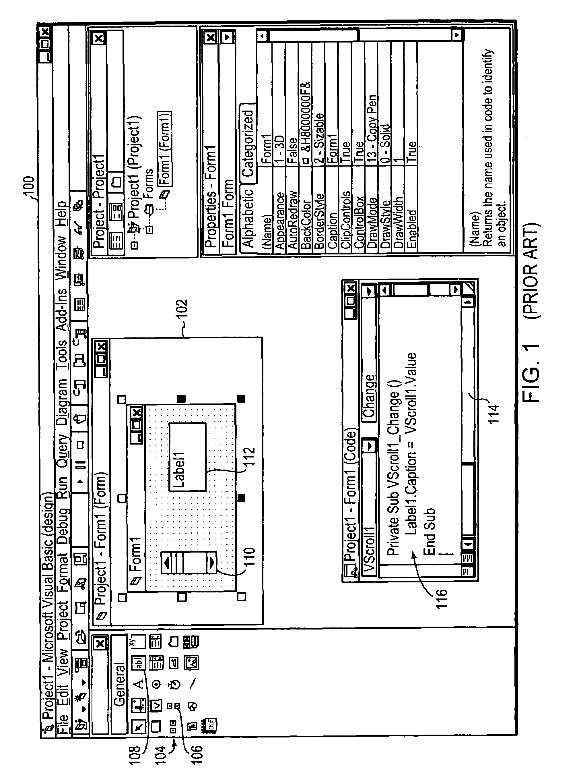 patent us7340721 program development environment for use in