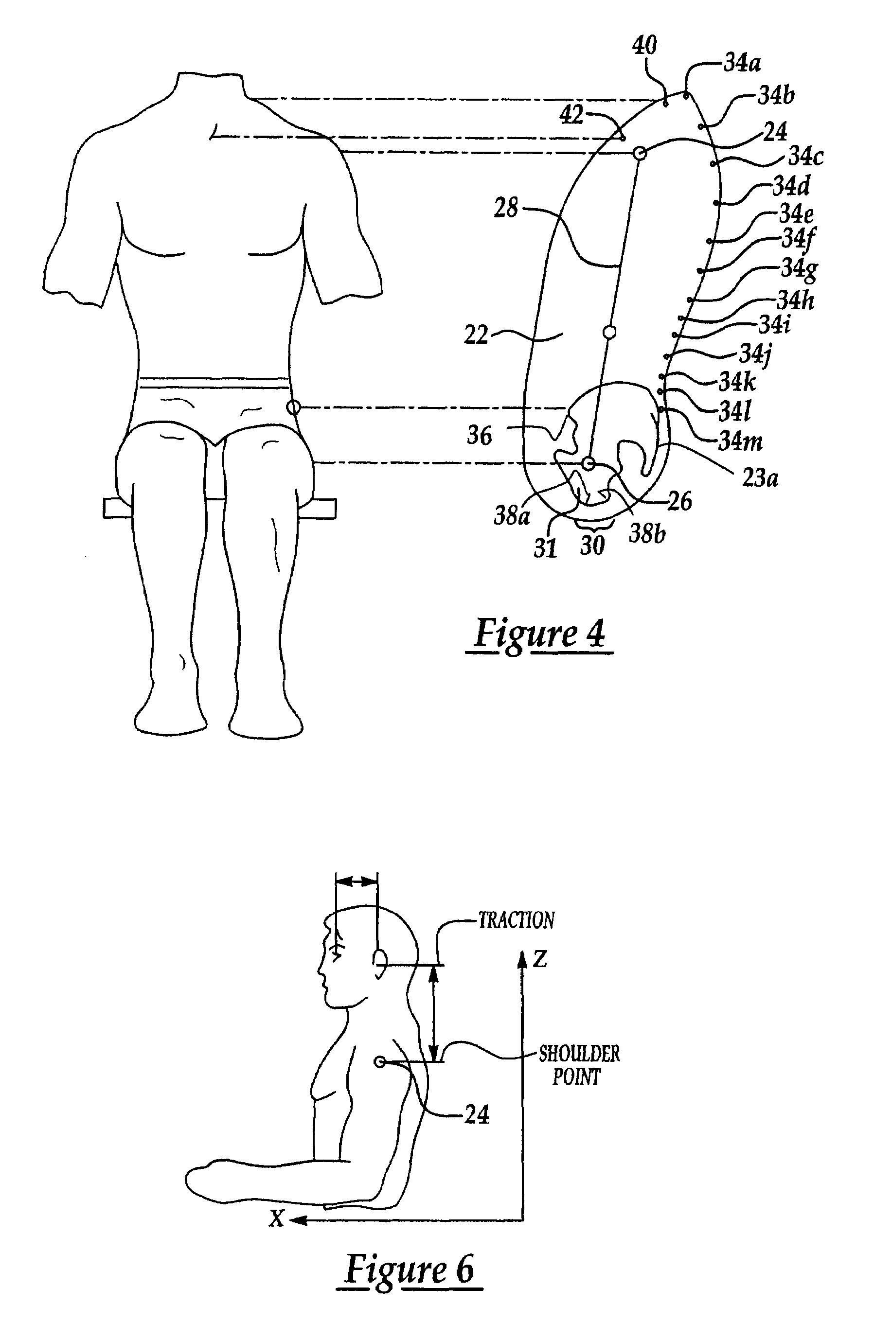 patent us7347114 - template