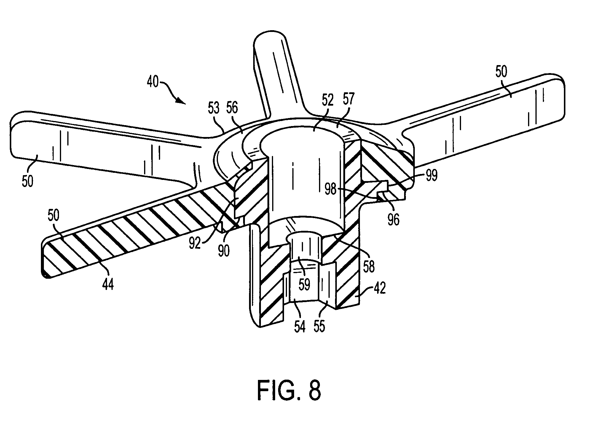 Patent US7357129 - Active feed paintball loader with