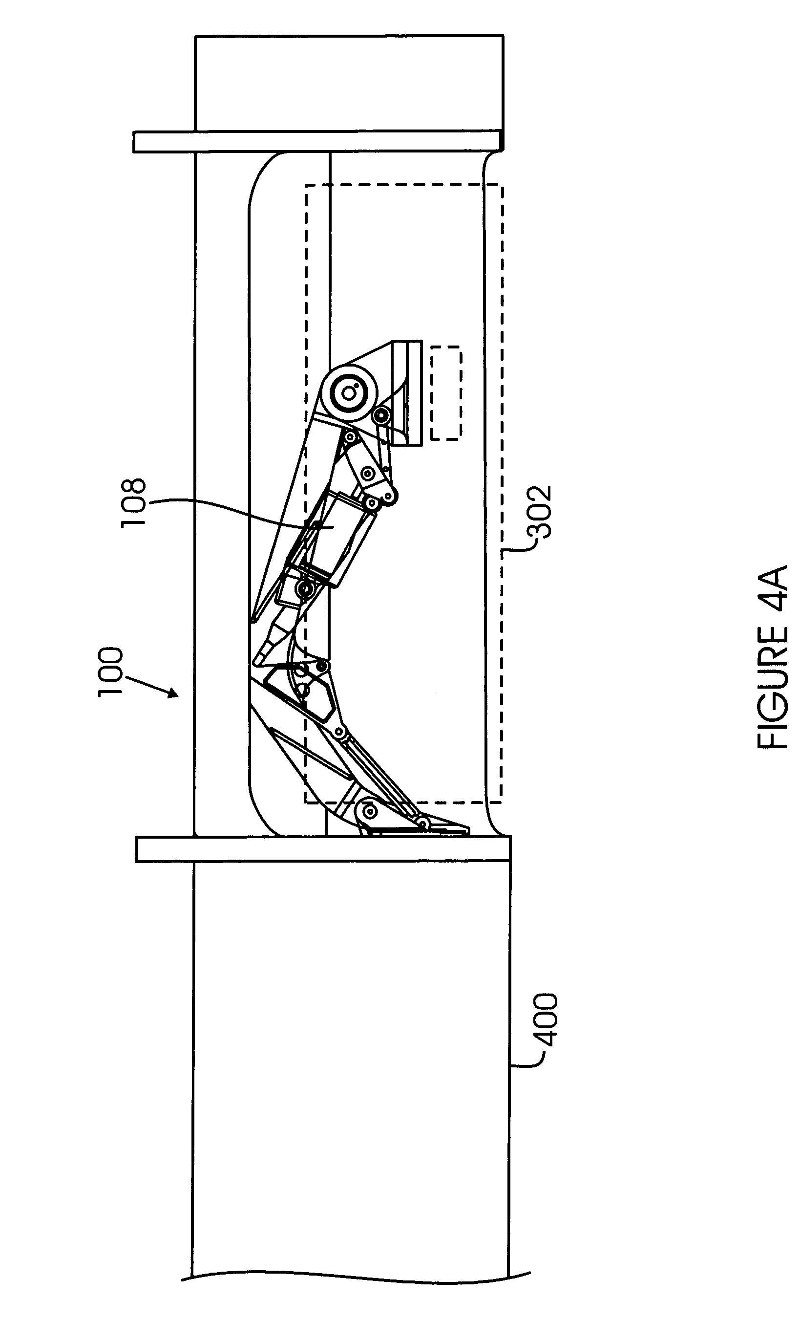Patent Us7357354 Aircraft Door Hinge Assembly Google