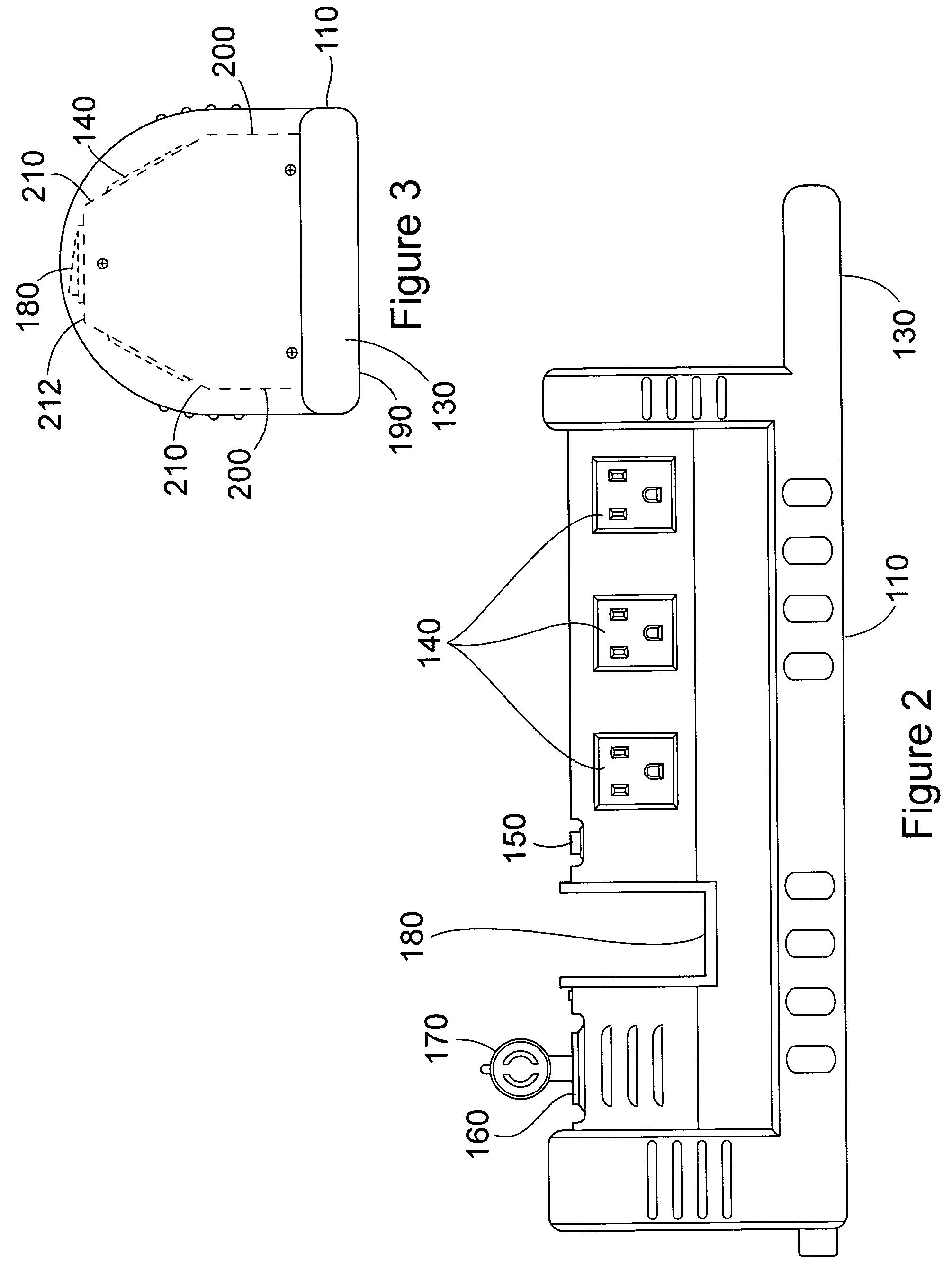 patent us7358625