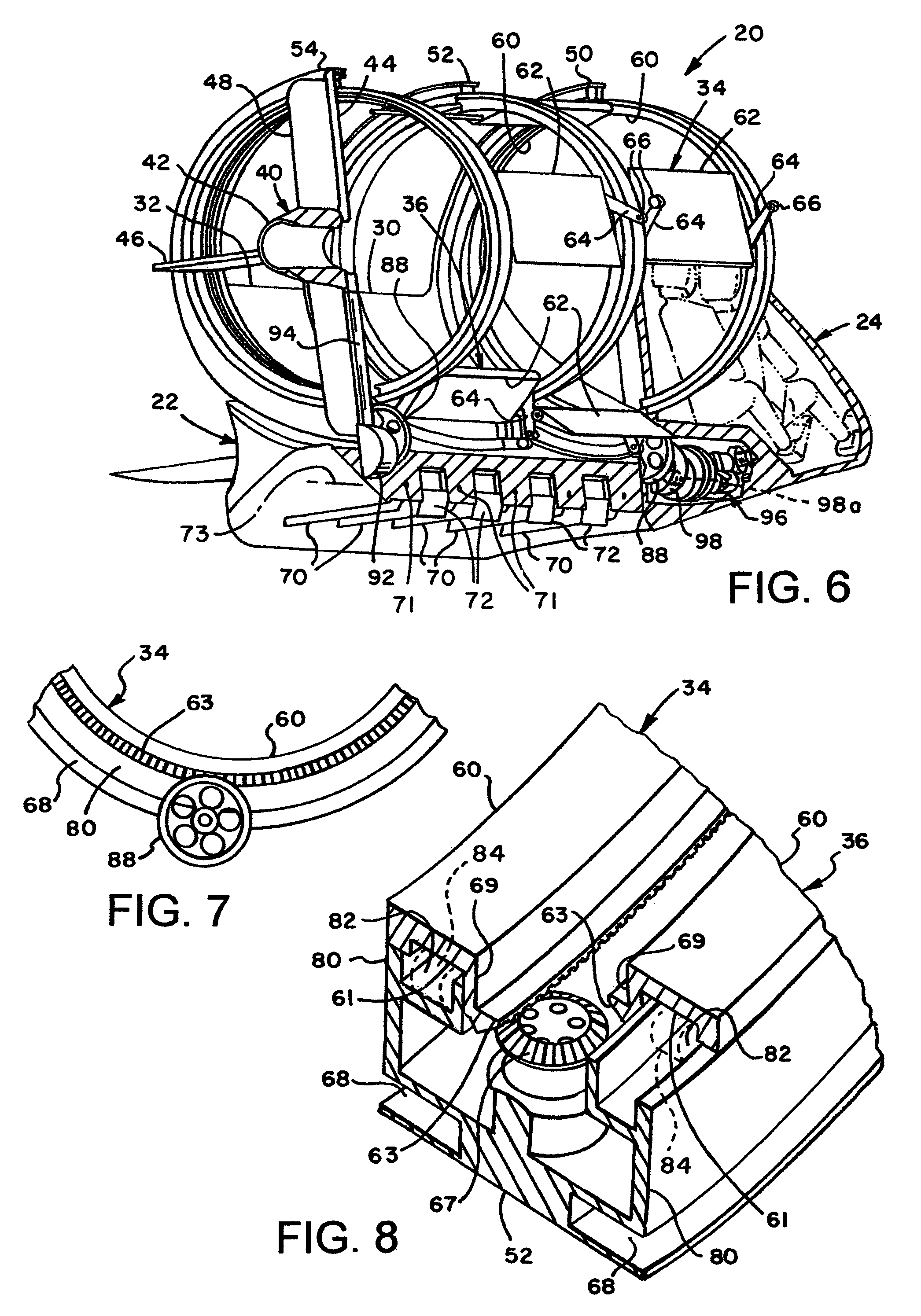 patent us7370828 - rotary wing aircraft