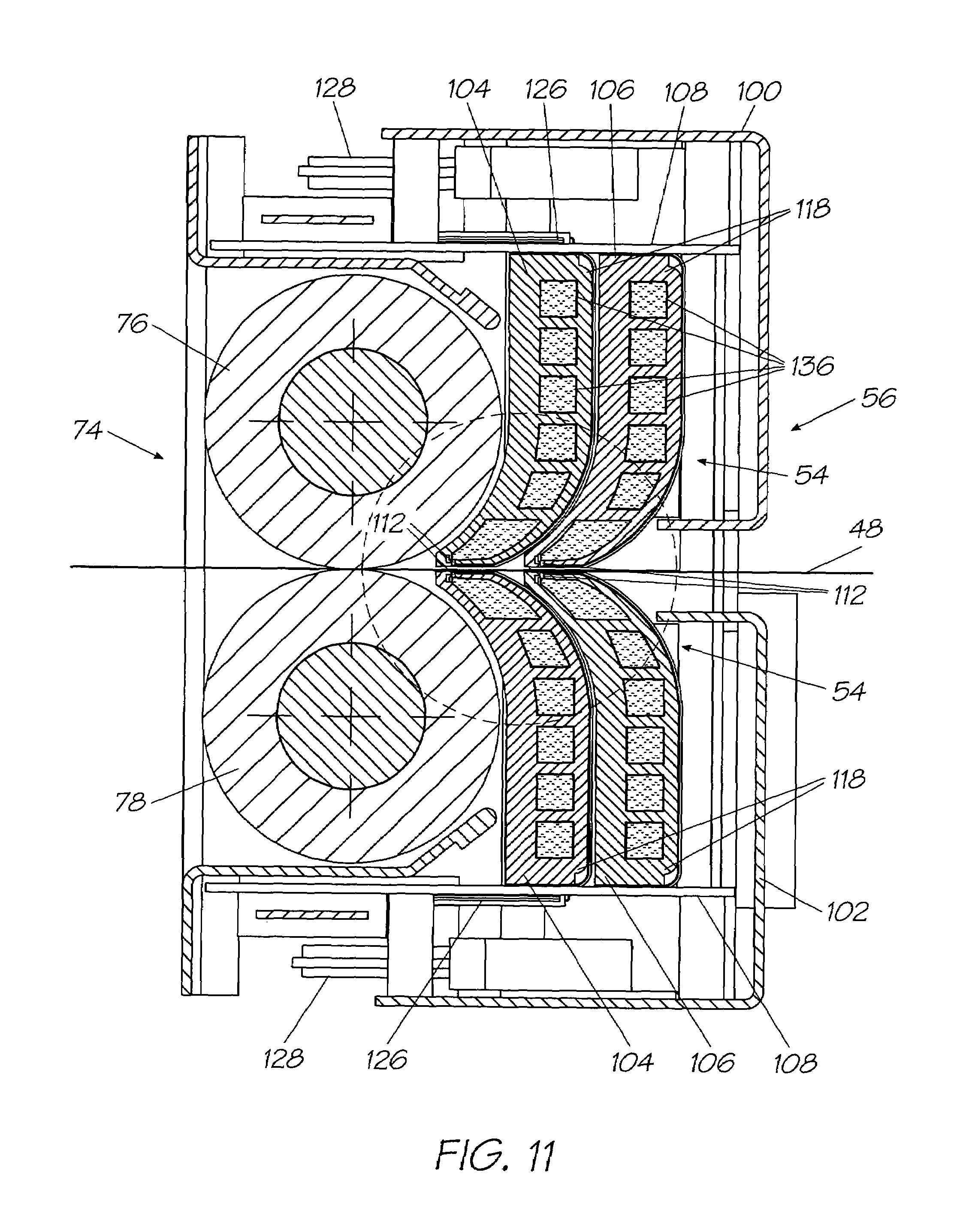 patent us7371024 - printhead assembly