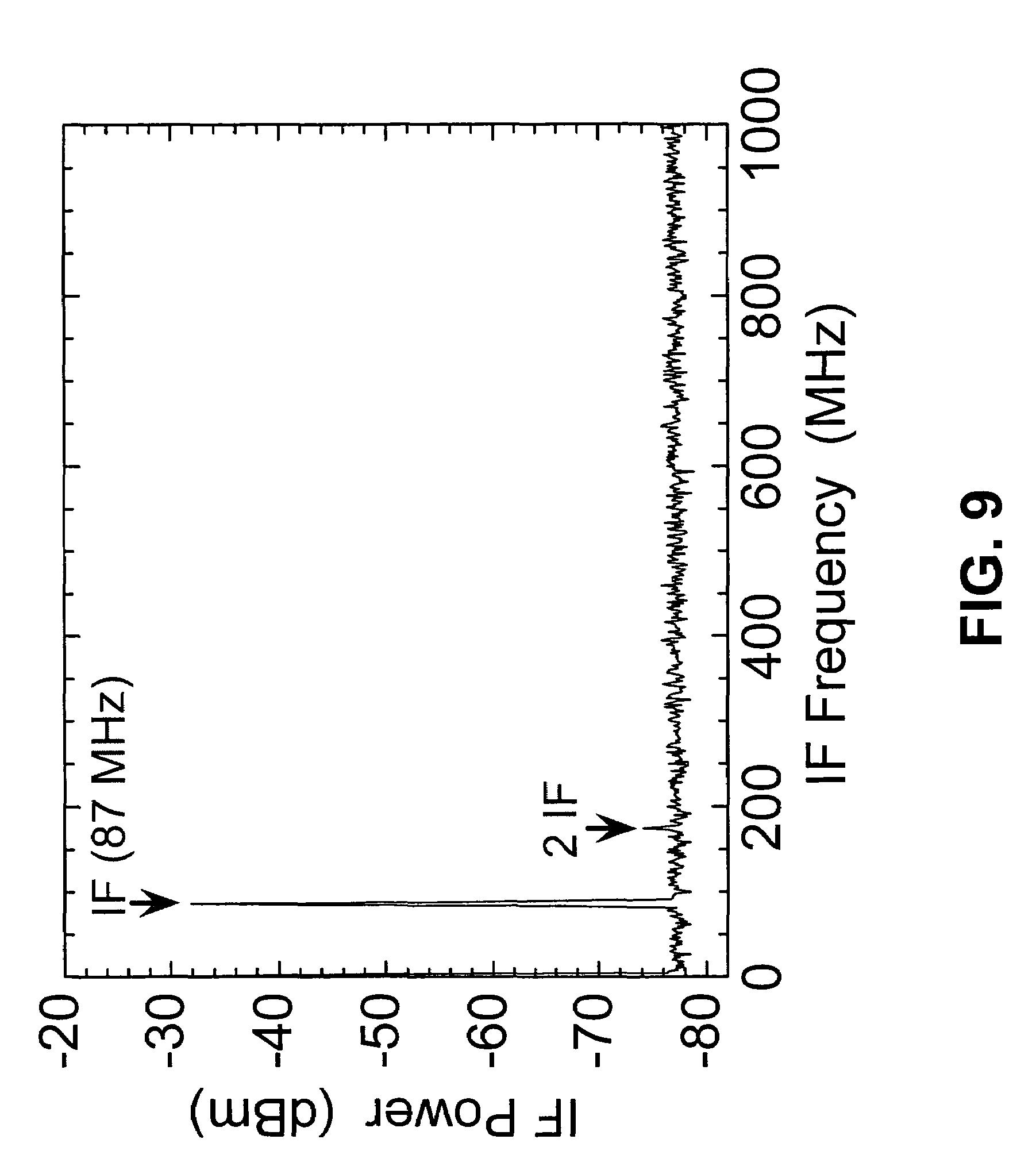 patent us7376403 - terahertz radiation mixer