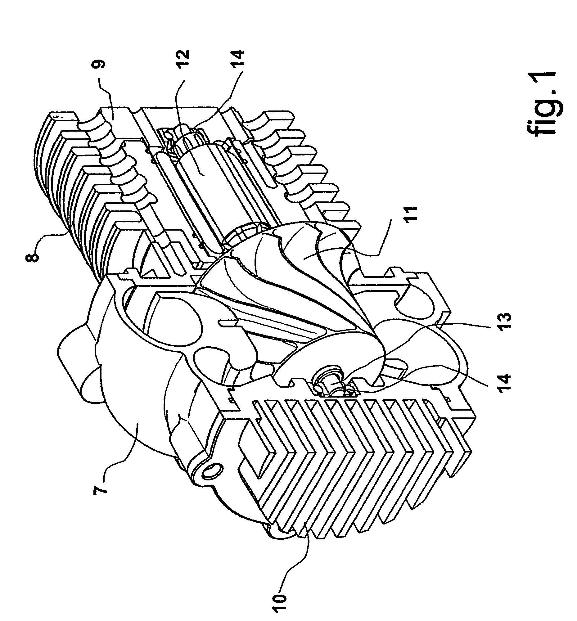 Electric Turbocharger Patents: Supercharger Coupled To A Motor