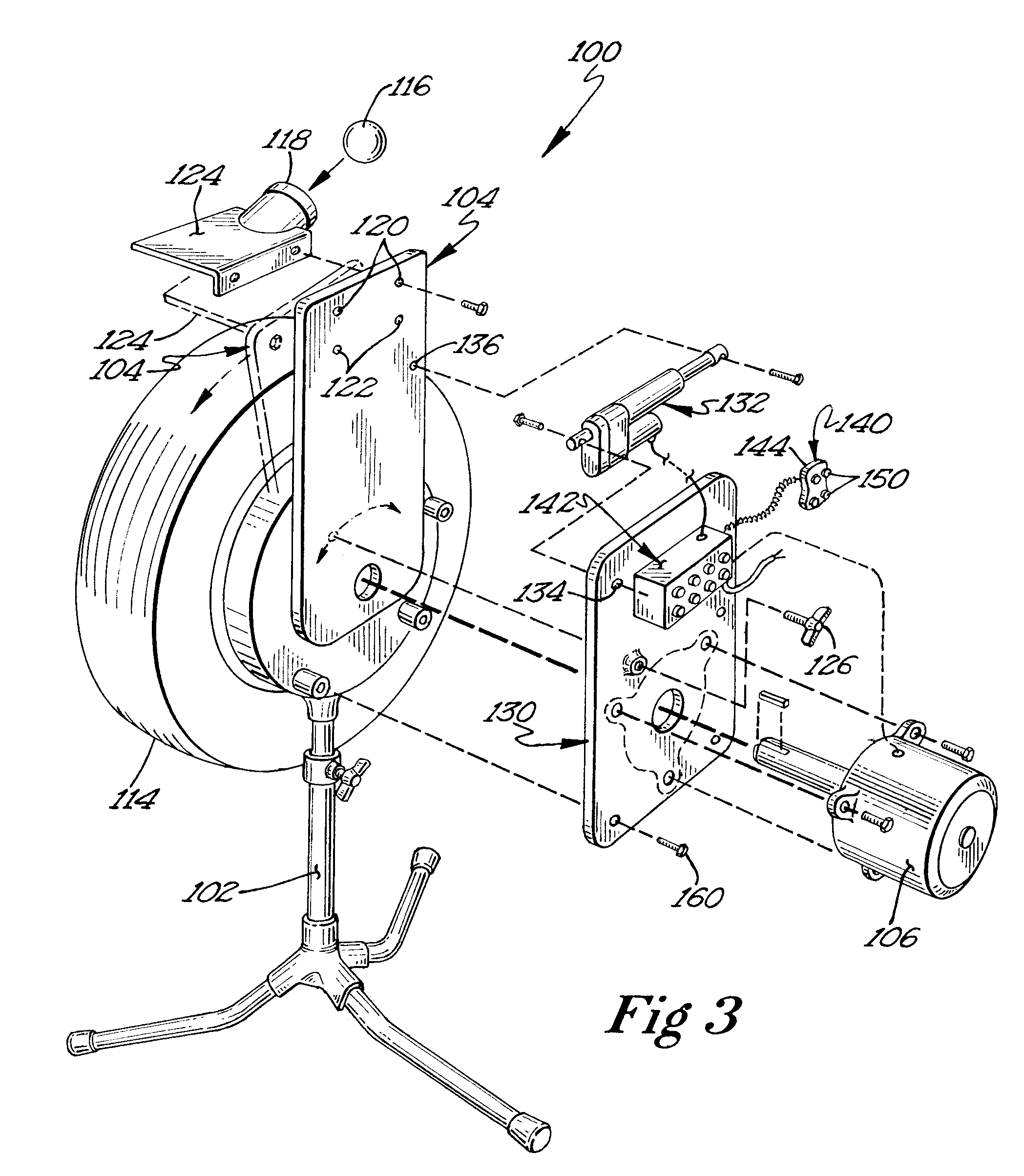 Patent Us7383832 Change Up Pitching Machine Google Patents
