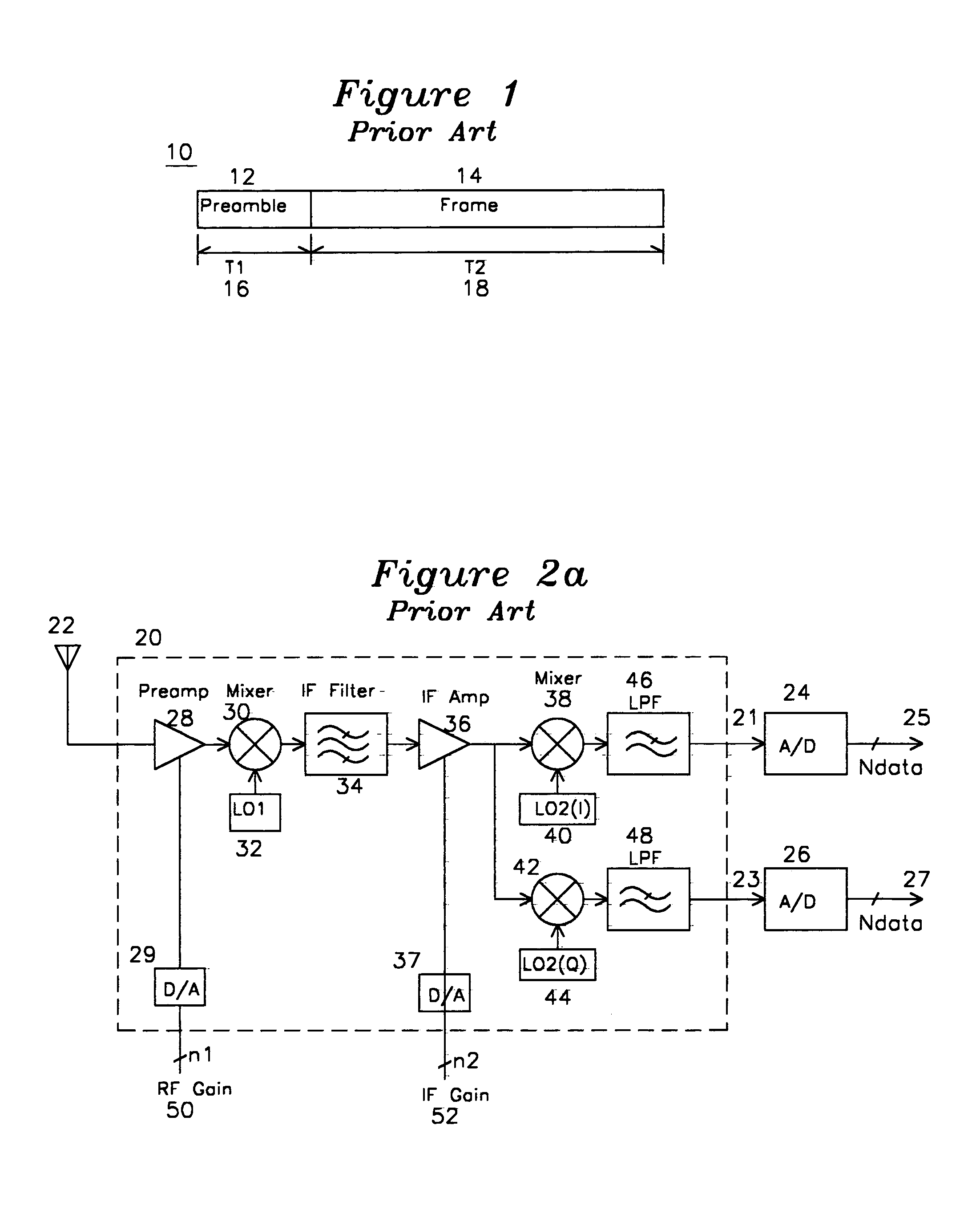 Brevet US7386074 - Digital automatic gain control method and