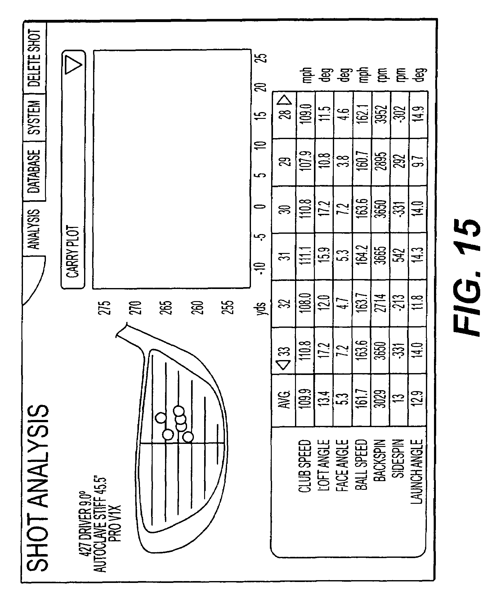 Patent US7395696 - Launch monitor - Google Patents