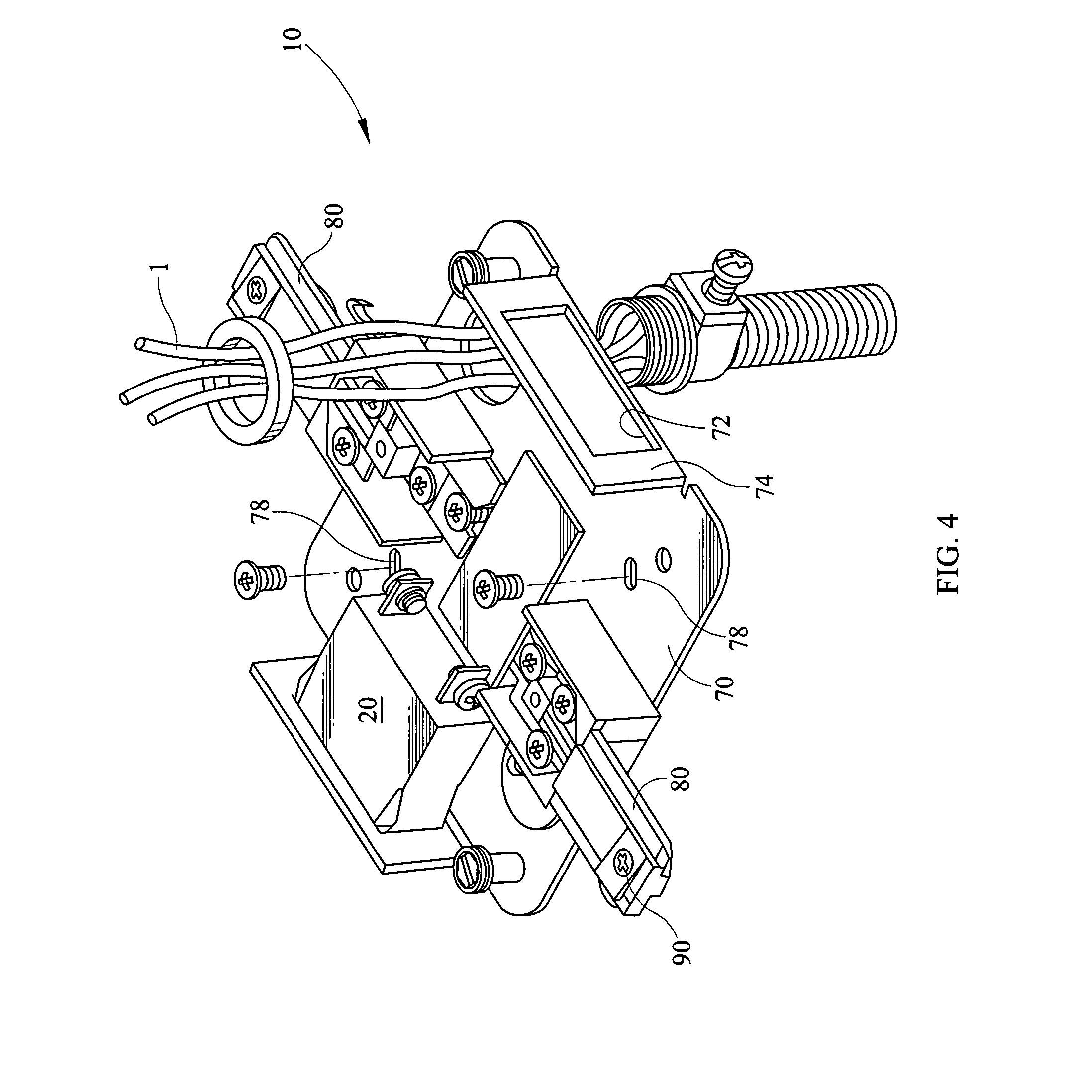 Patent Us7397384 Track Lighting System Current Limiting