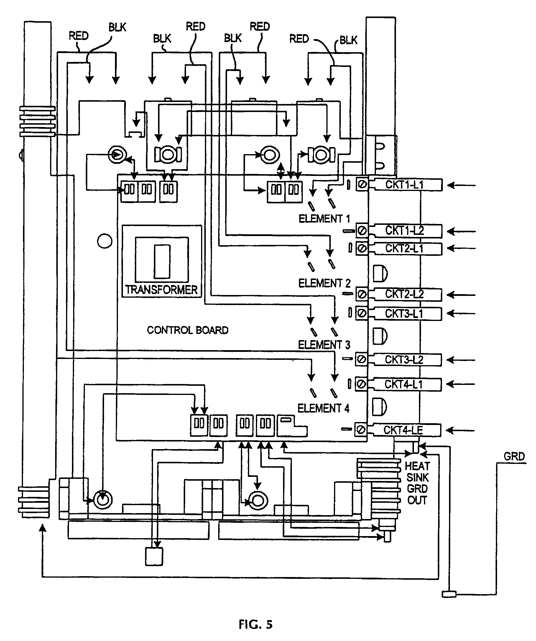 forced air furnace wiring diagram patent us7398778 - solar and heat pump powered electric ... furnace wiring diagram older furnace