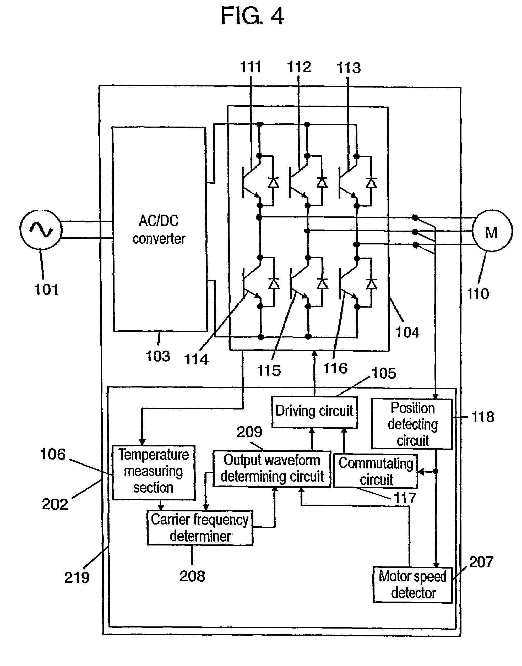 Patent us5262704 protection circuit in john deere 825i wiring diagram circuit diagram of inverter refrigerator circuit and schematics us07400109 20080715 d00003 circuit diagram of inverter refrigerator asfbconference2016 Images