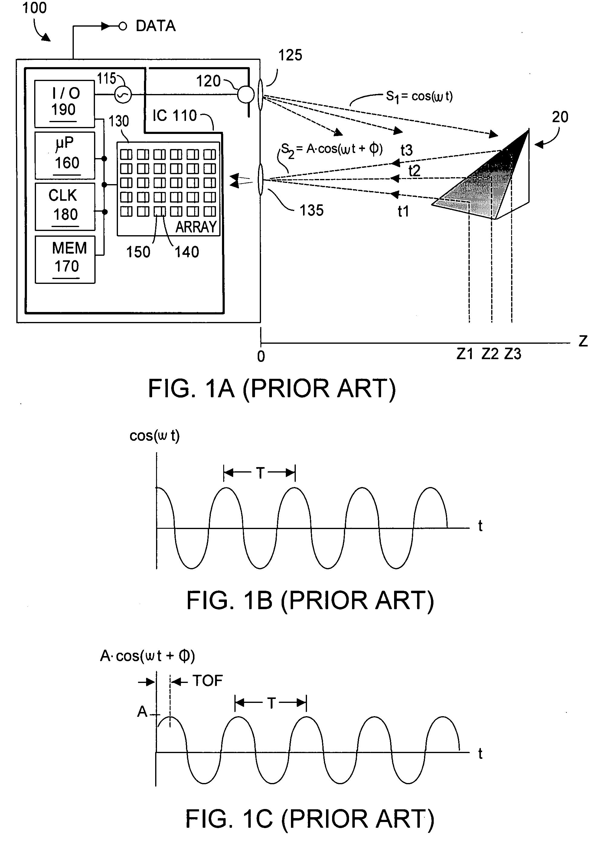 Servo Sweep Driver Circuit Diagram Tradeoficcom Fm Modulator Phaseshift Oscillator Wiring Patent Us7405812 Method And System To Avoid Inter