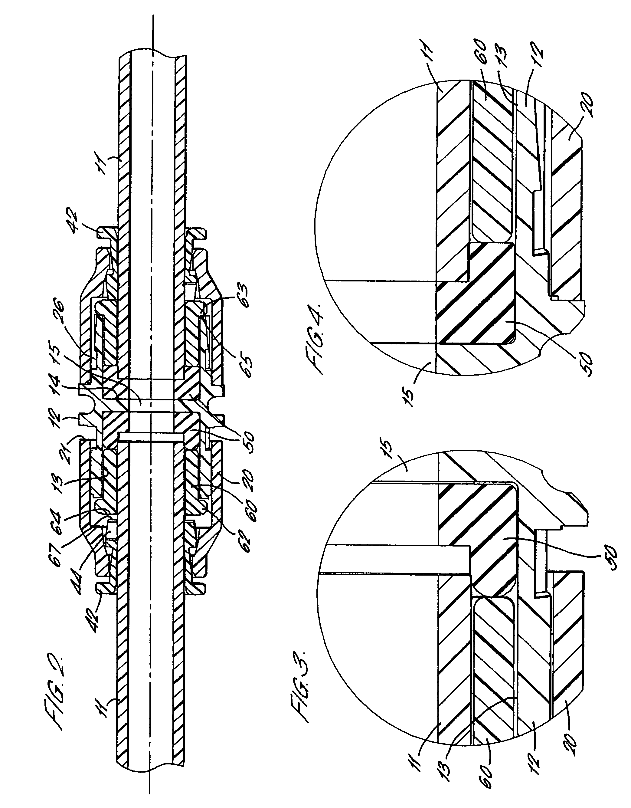 patent us7410193 tube couplings patents Fifth Wheel Coupling patent drawing