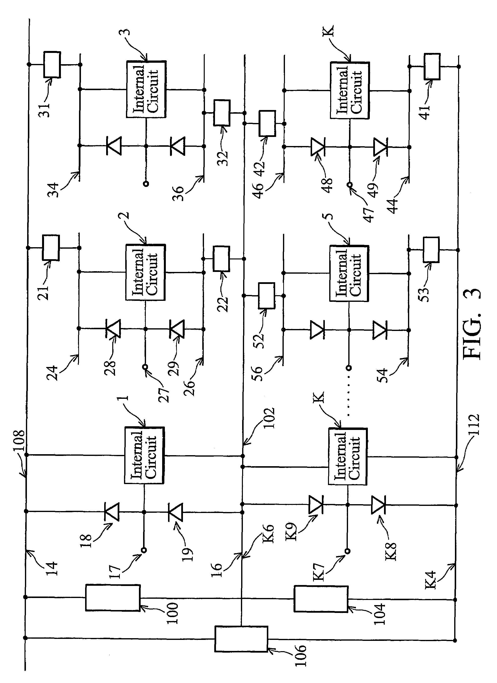 Ic Internal Schematic Diagram Wiring Database Theremin Measuringandtestcircuit Circuit Seekiccom Patent Us7411767 Multi Domain Esd Protection Structure Gc