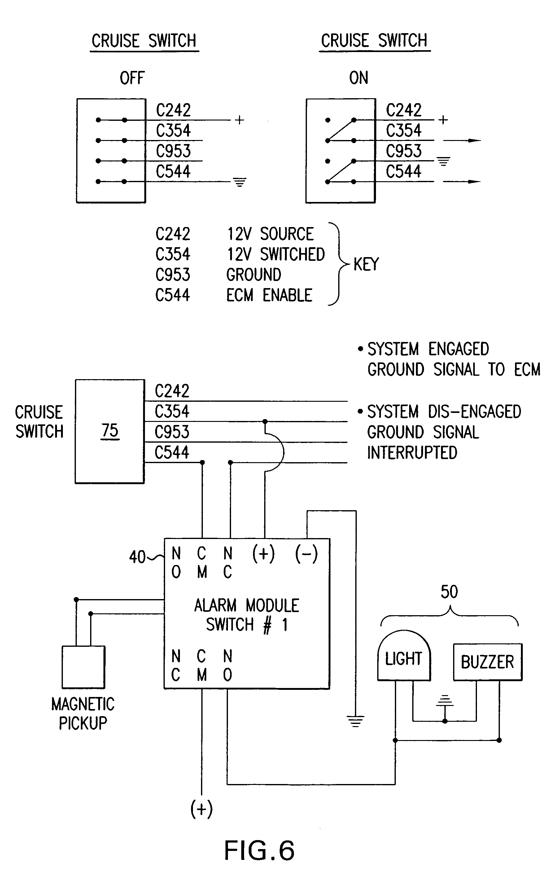 US07427924 20080923 D00003 wiring diagram for peterbilt 379 the wiring diagram readingrat net Panasonic Wiring Harness Diagram at bayanpartner.co