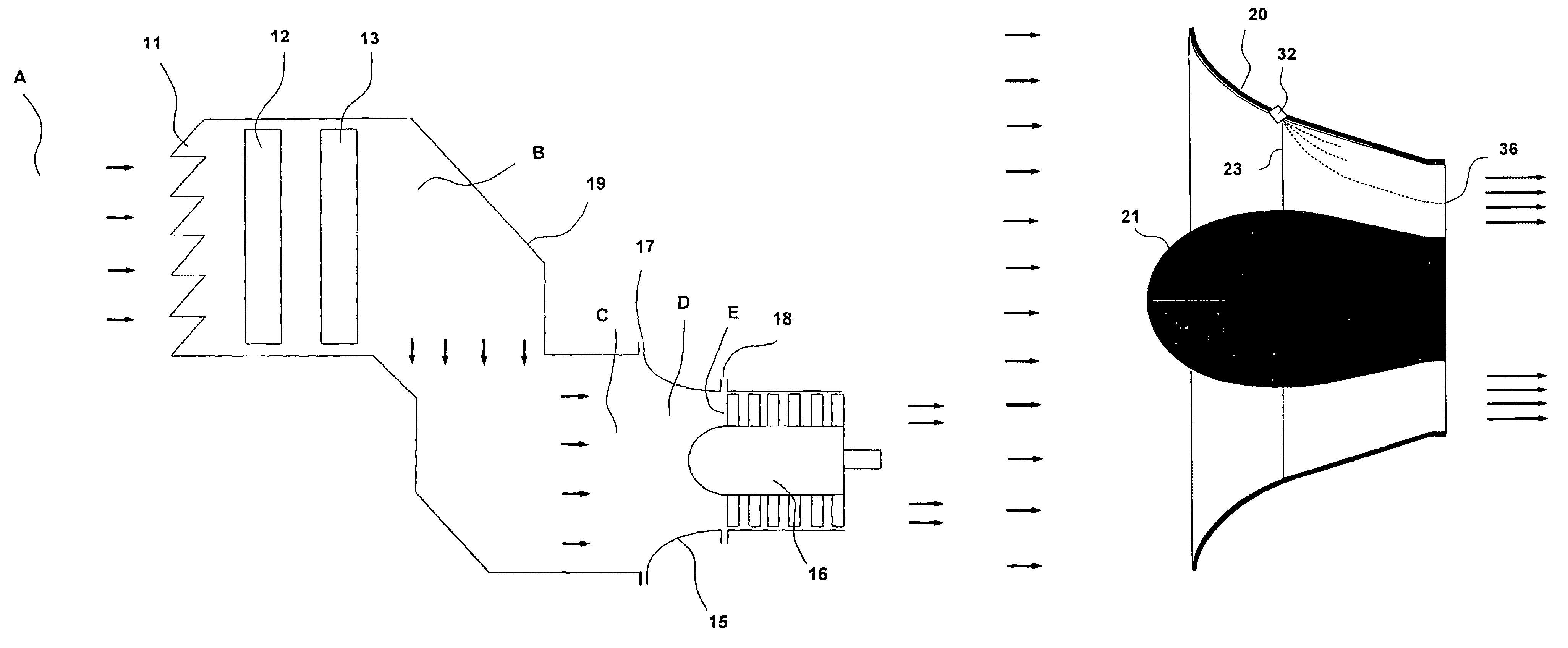 Patent US Method for cleaning a stationary gas turbine
