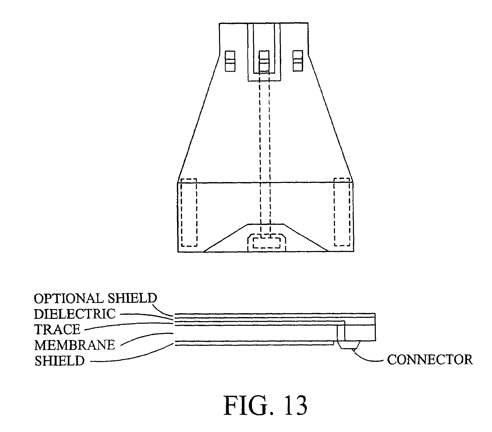 Patent Us7436194 Shielded Probe With Low Contact Resistance For Trigon Wiring Diagram Drawing