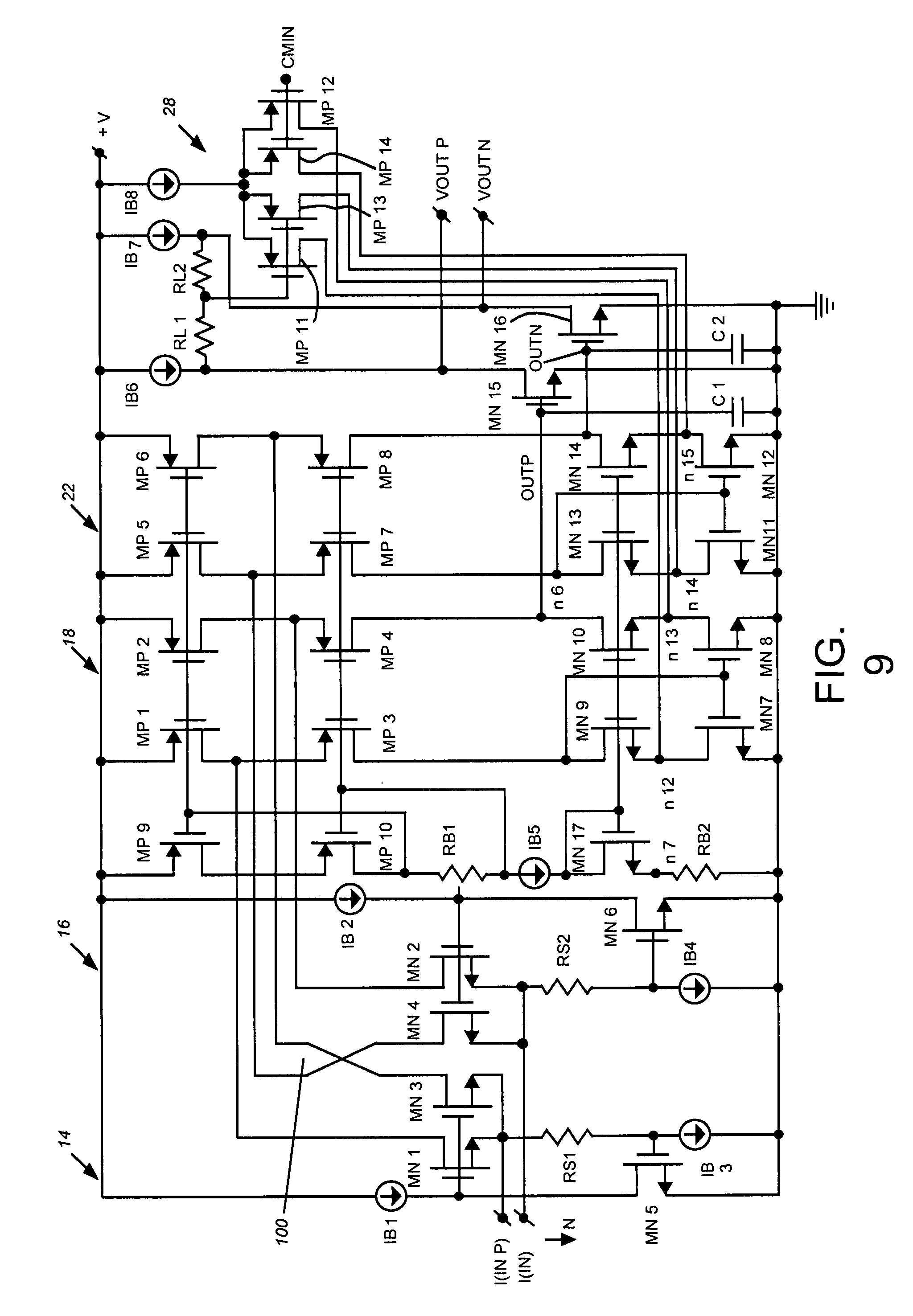 patent us7439803  bipolar operational amplifier