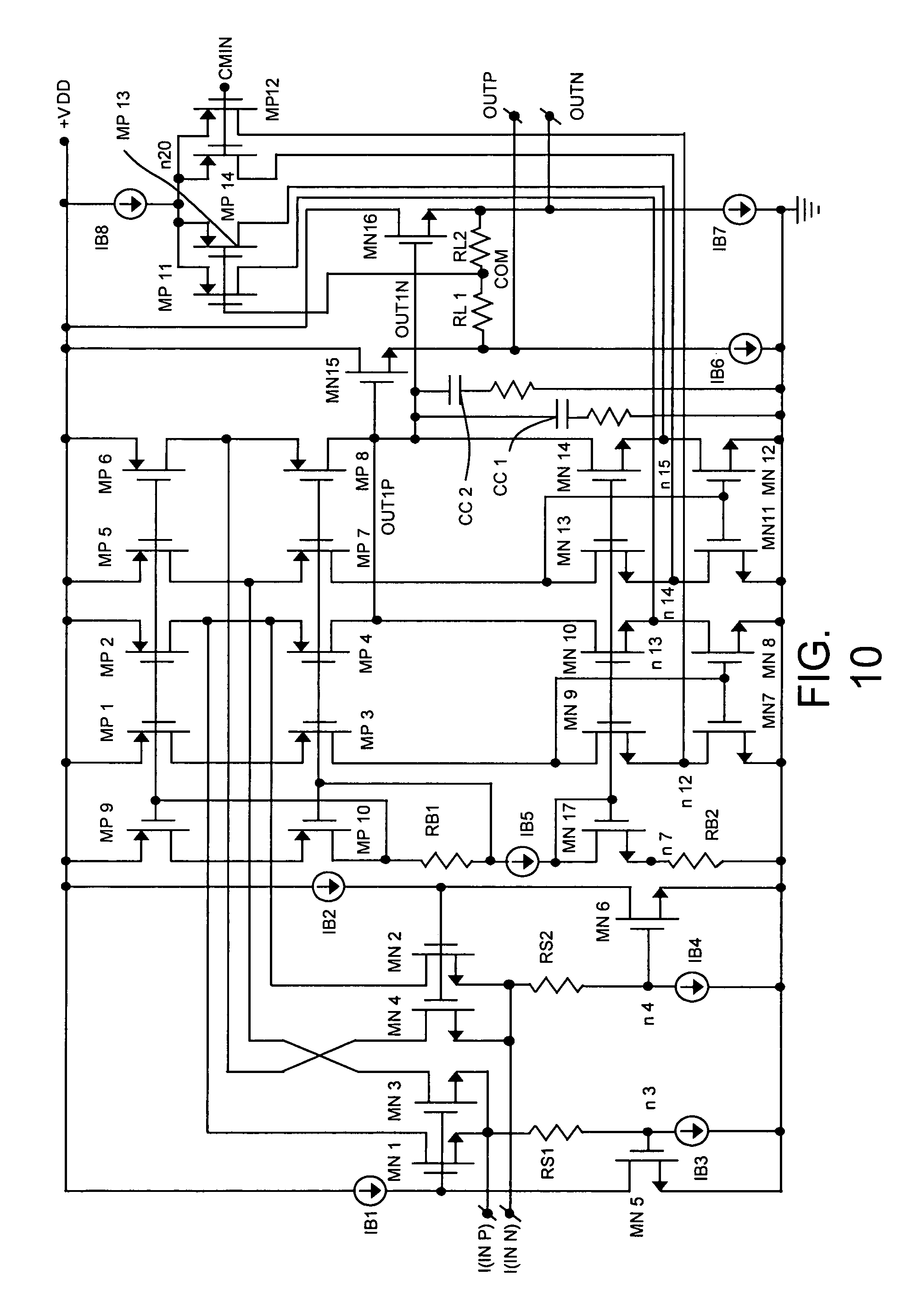Siwire Ahuja Sercuit Diagram Stk Audio Amplifier Scheme Patent Drawing