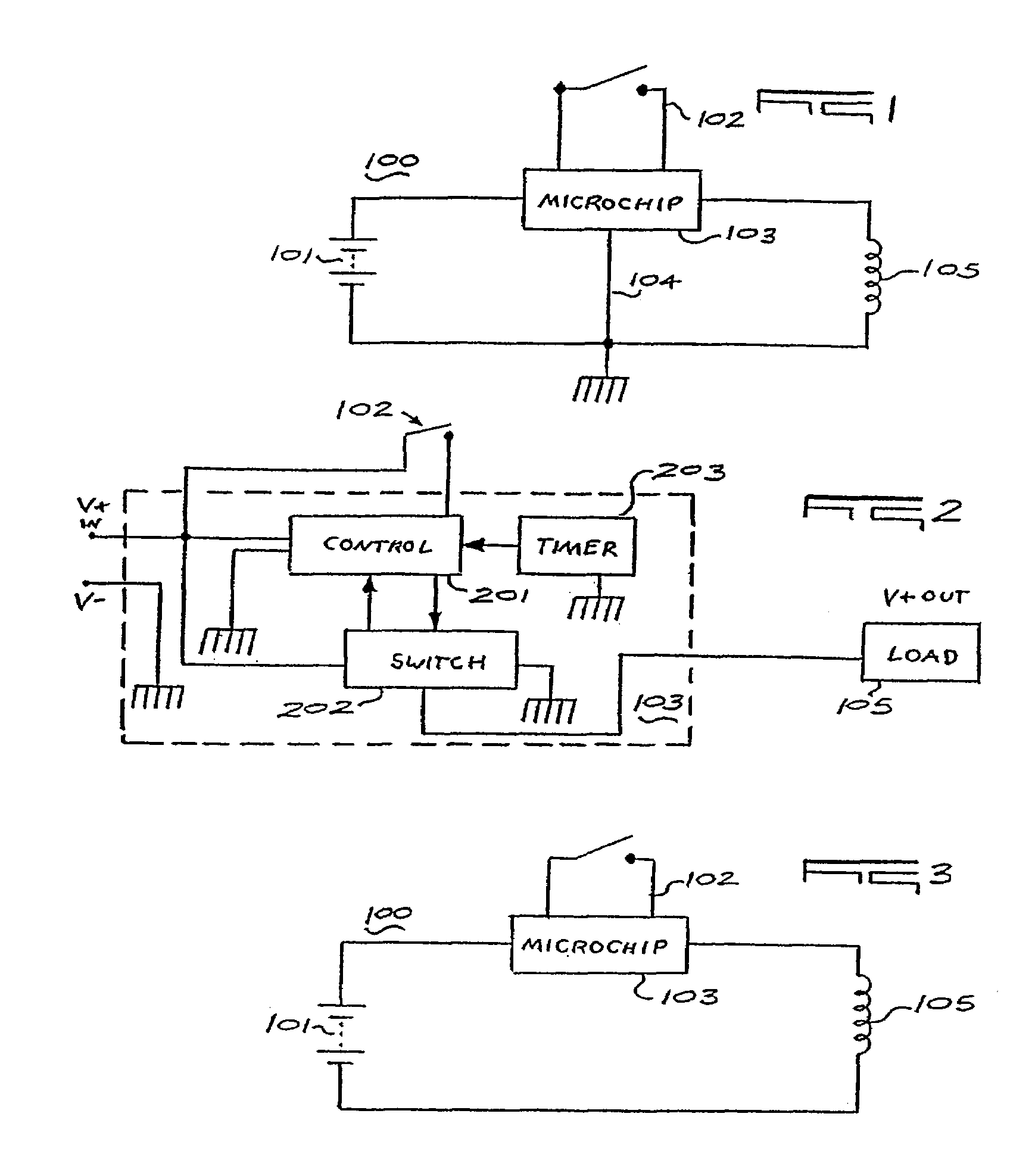 patent us7443101 intelligent electrical switching device including a touch sensor switch