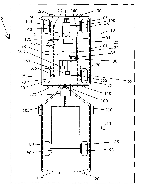 patent us7447585