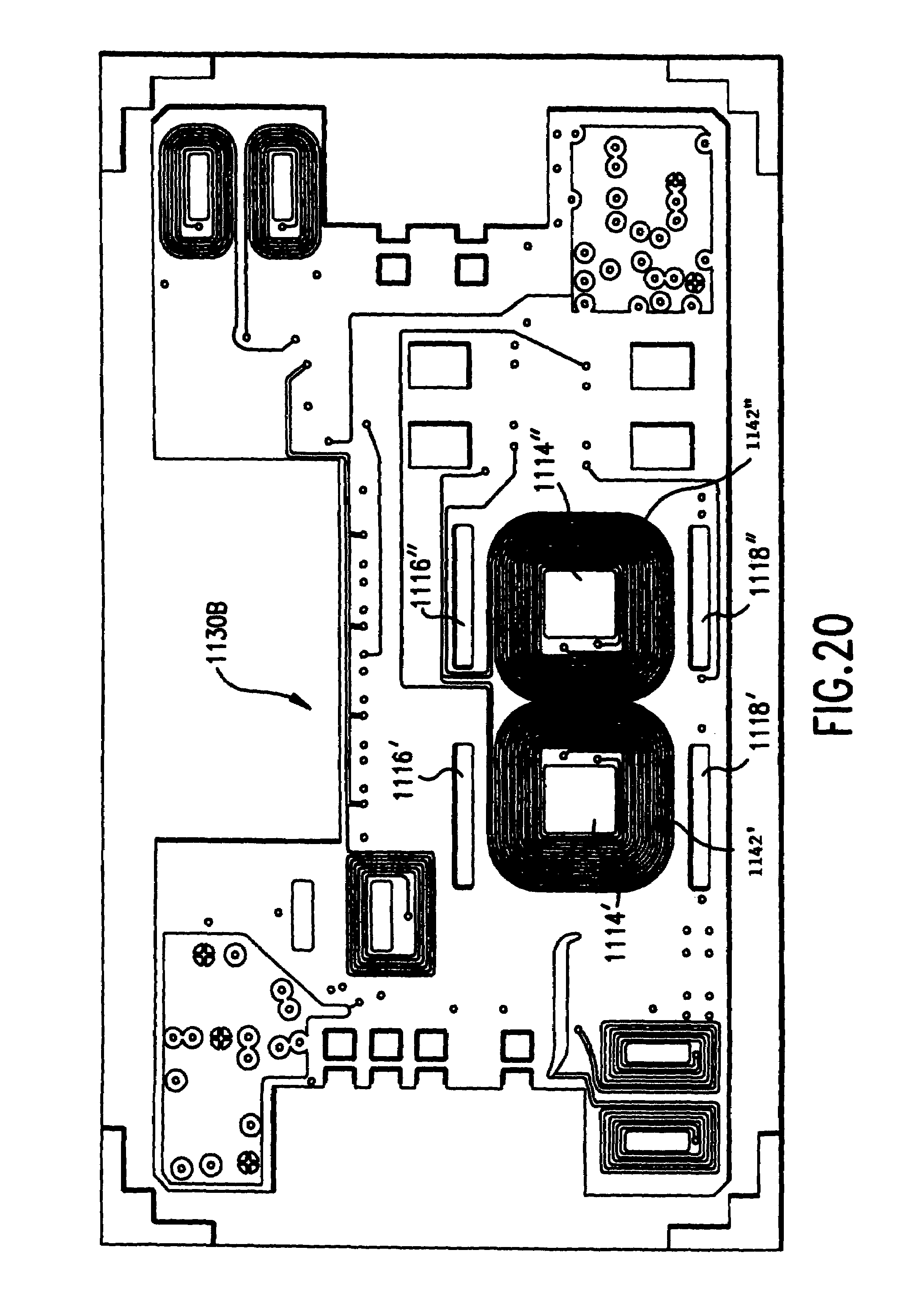 patent us7450403 switching power supply utilizing switch Furnace Transformer Wiring patent drawing