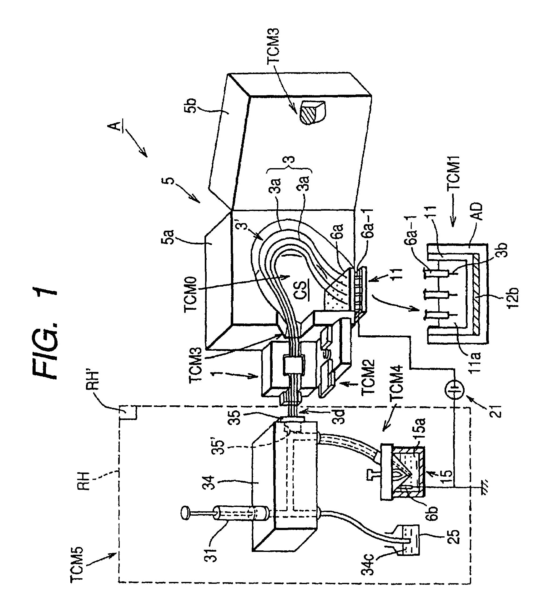 patent us7459068 - multi-capillary electrophoresis apparatus
